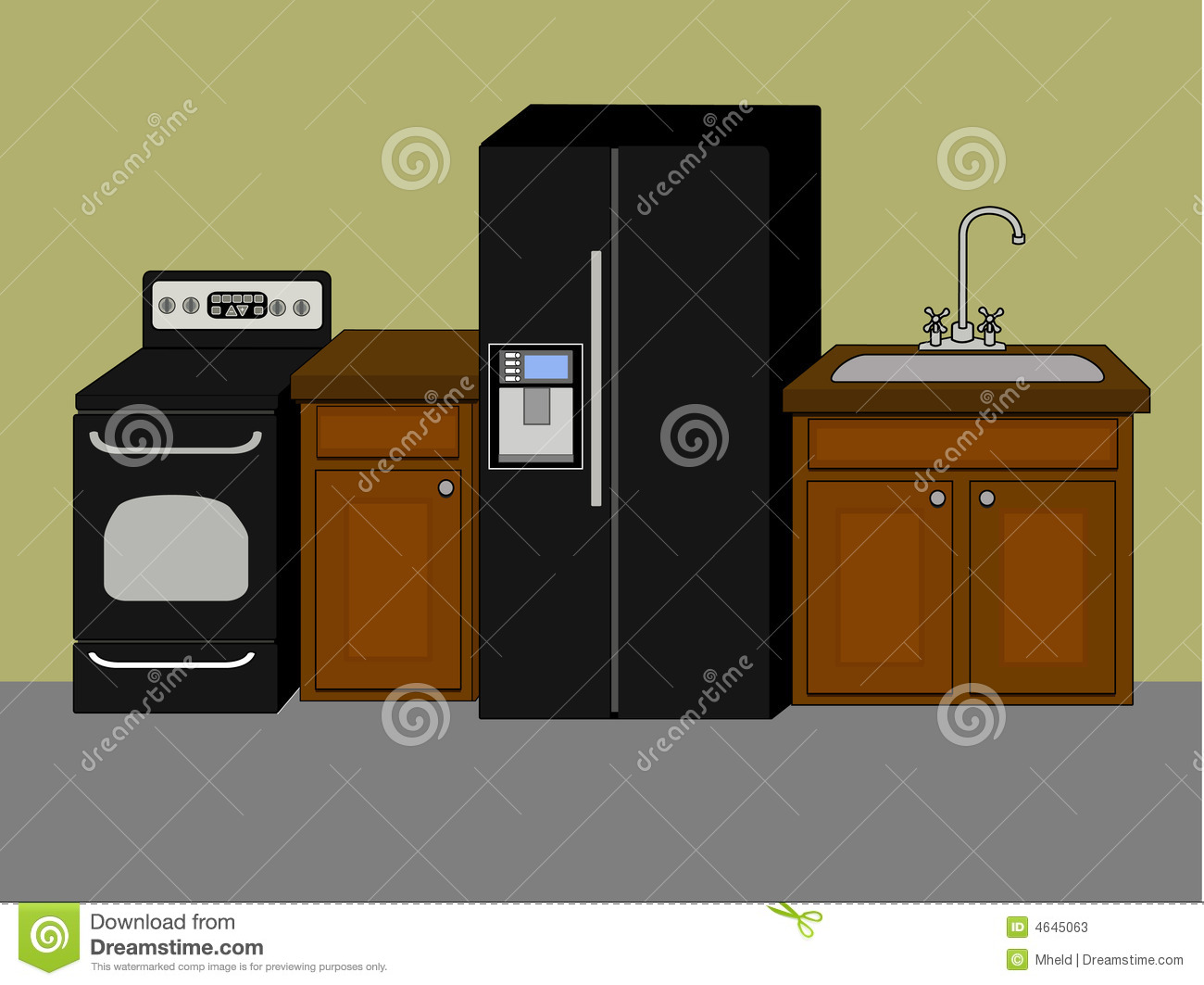 Uncategorized Basic Kitchen Appliances basic kitchen appliances and f stock photos image 4645063 photos