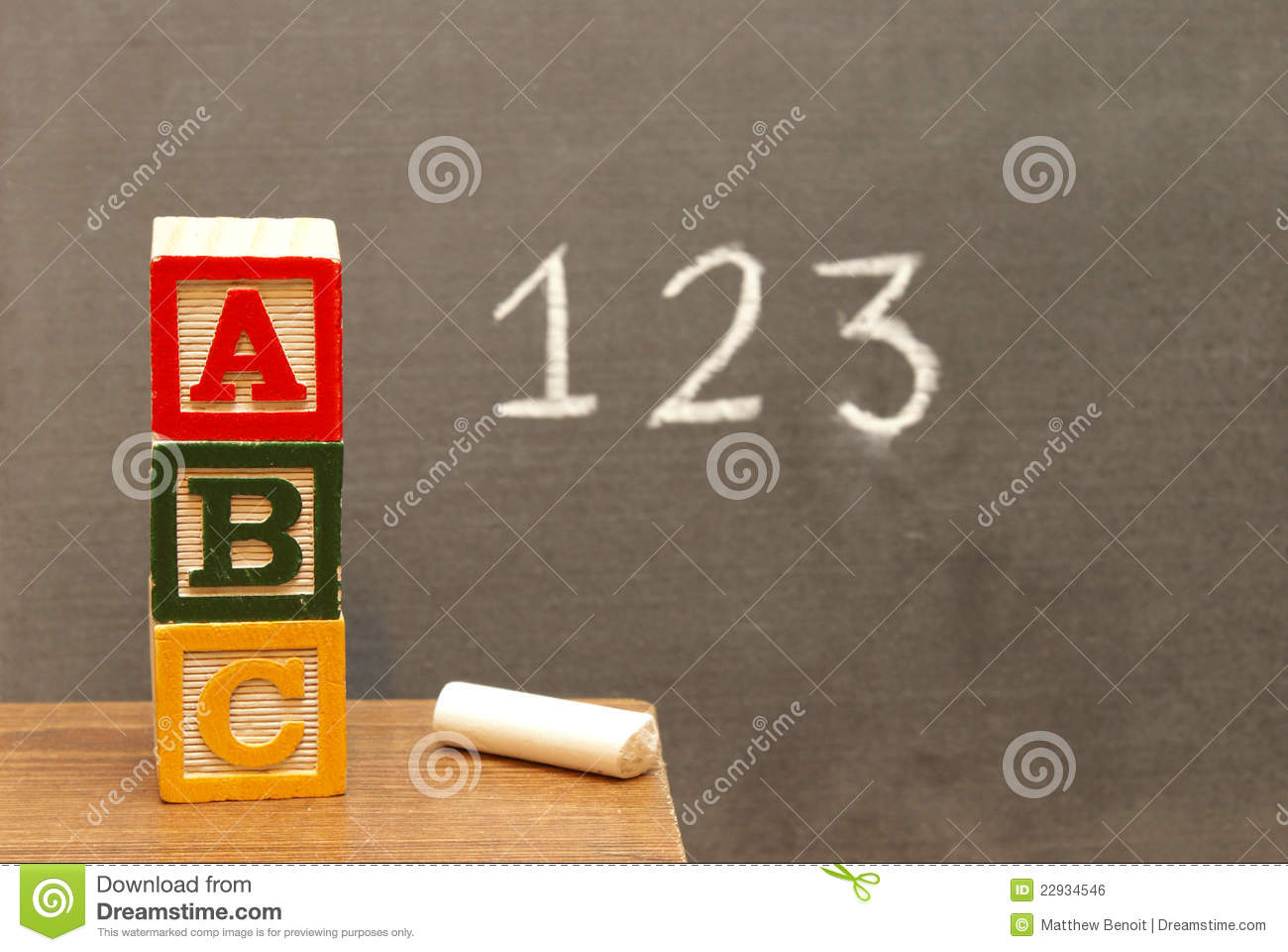 Basic Learning Royalty Free Stock Image Image 22934546