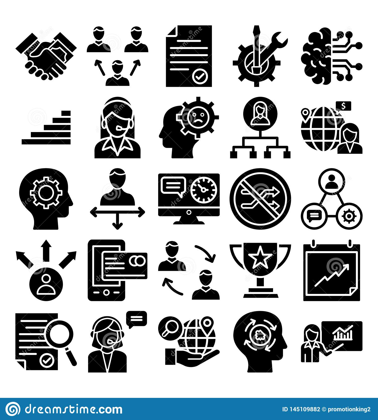 Business Trade Vector Icon editable Business Trade Vector Icon editable