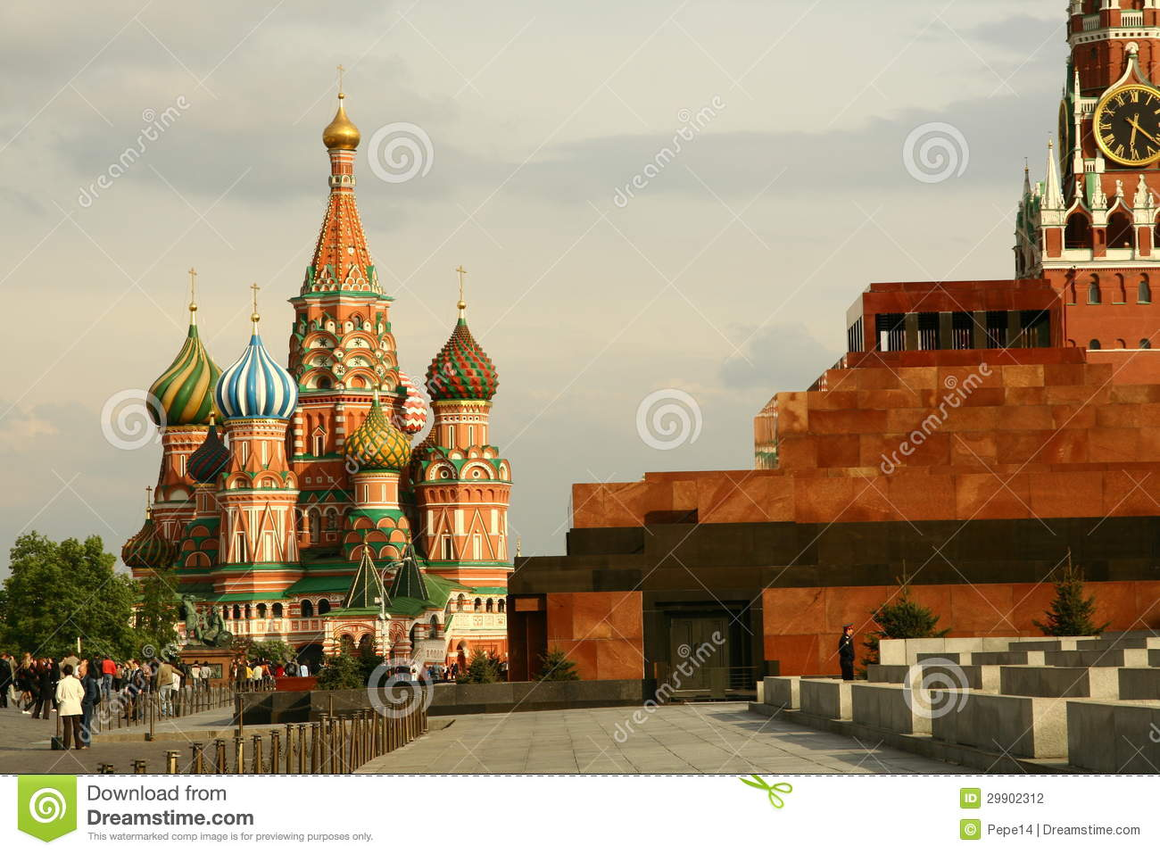 Russia - Moscow Red Square