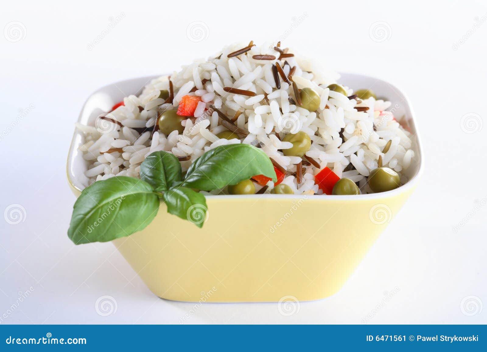 Basil miski ryżu