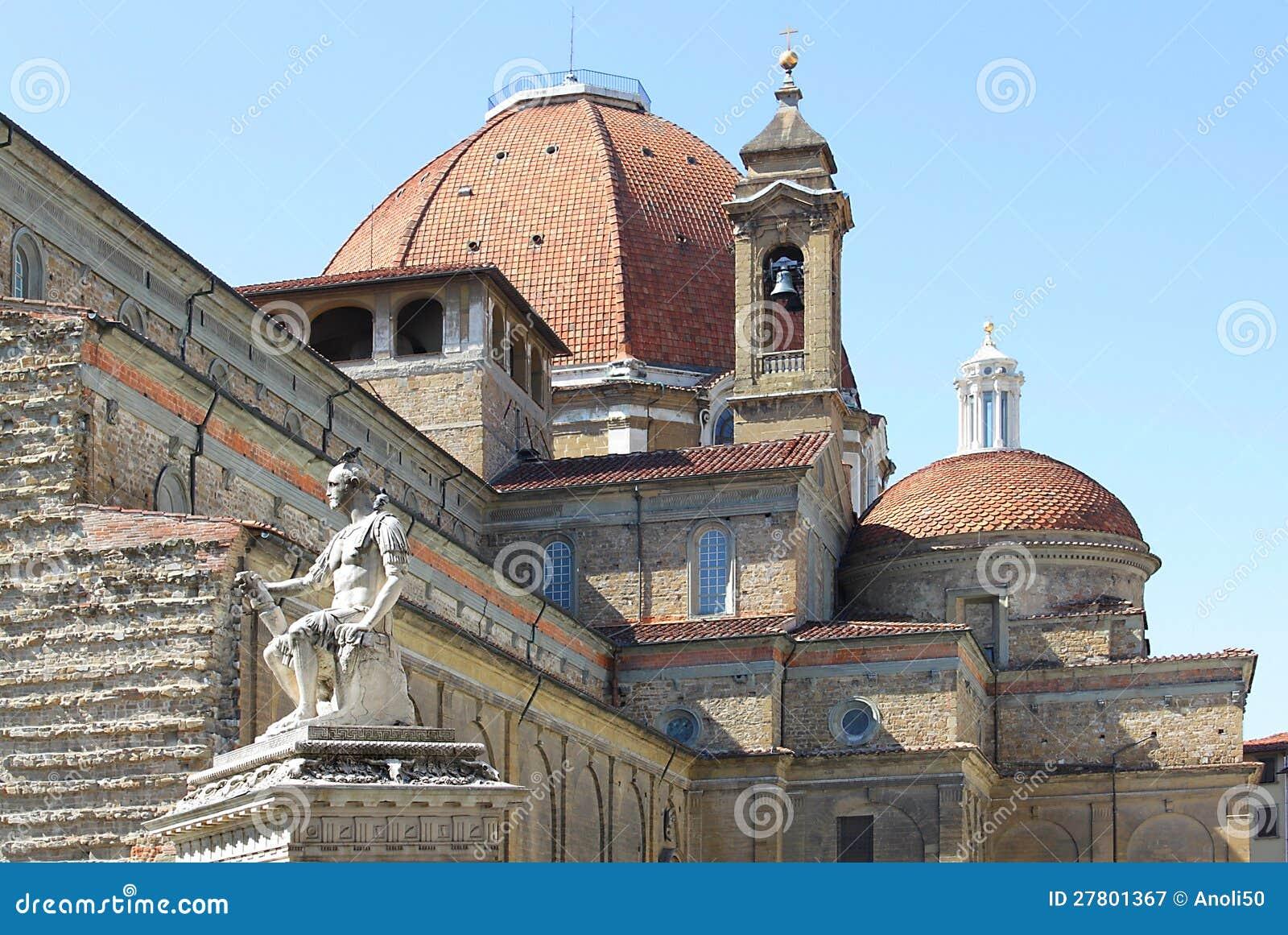 Basilica av San Lorenzo, Florence
