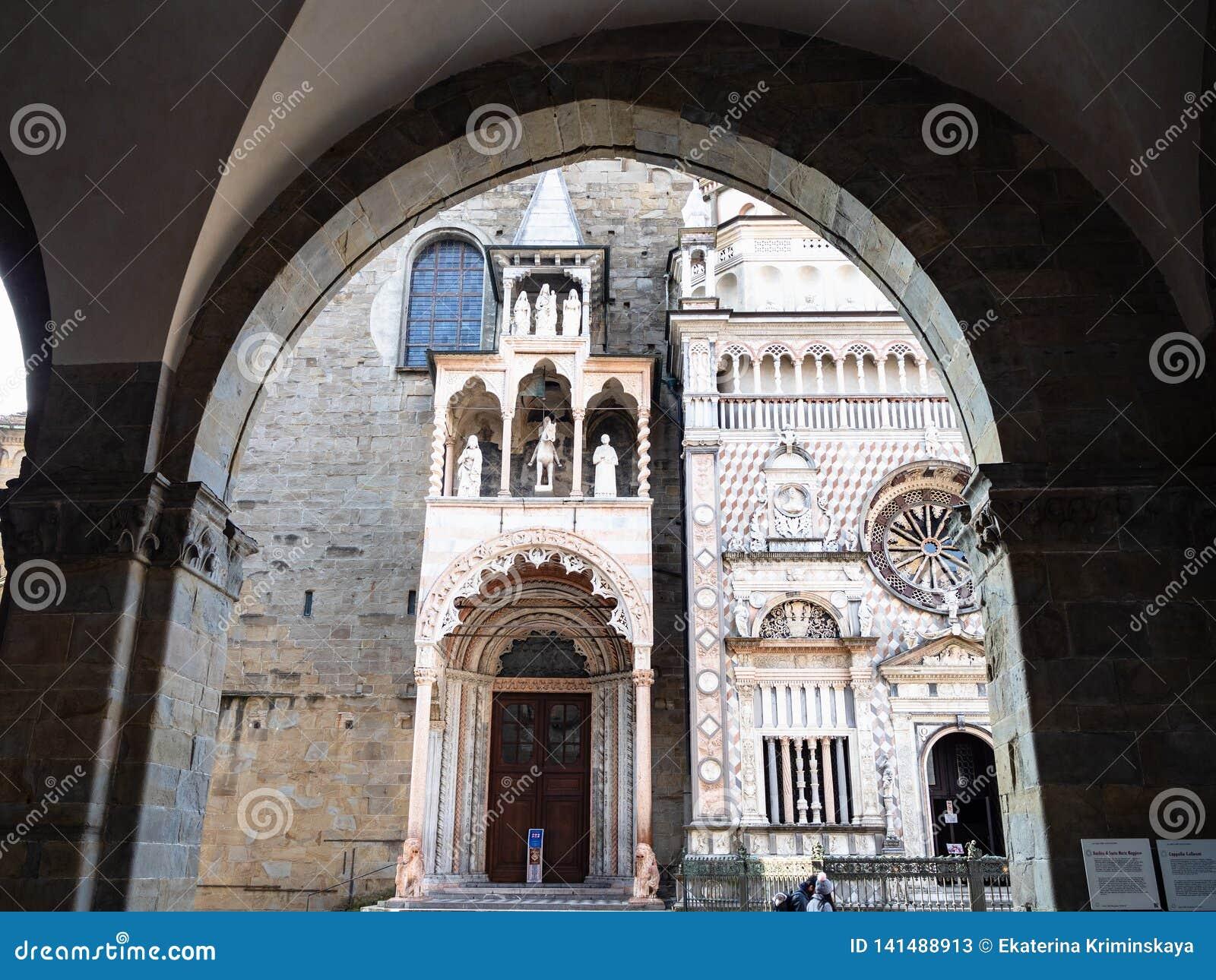Basilica dall arco del della Ragione di Palazzo