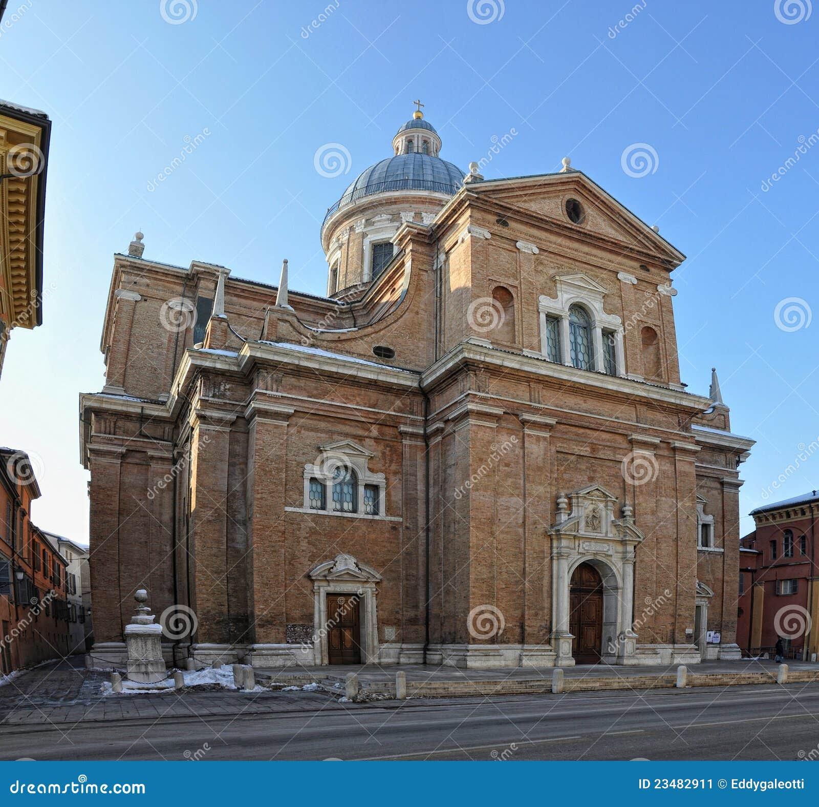 Basilica del della ghiara reggio emilia di madonna - Discount della piastrella reggio emilia ...