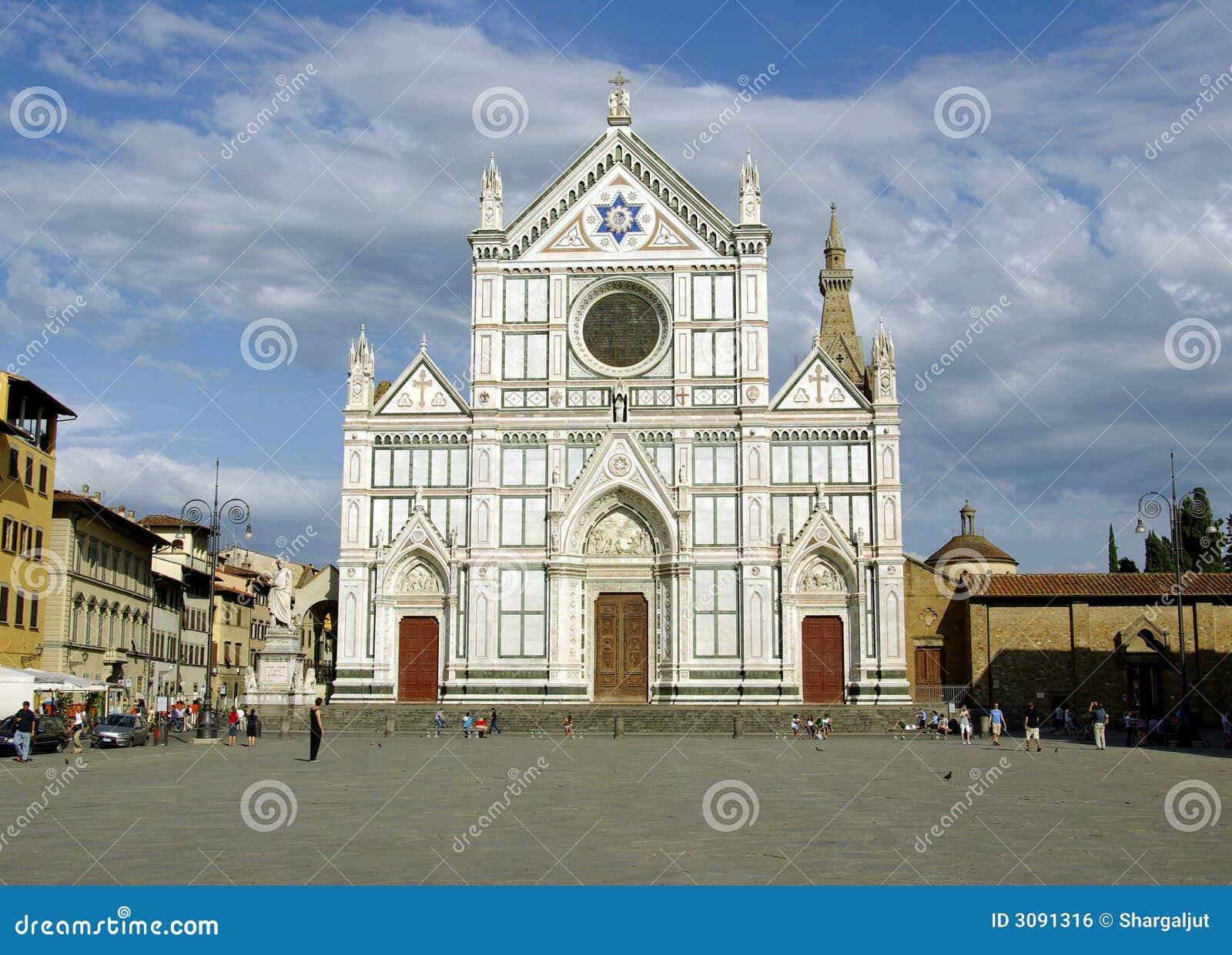 Basilica di S. Croce, Florenz