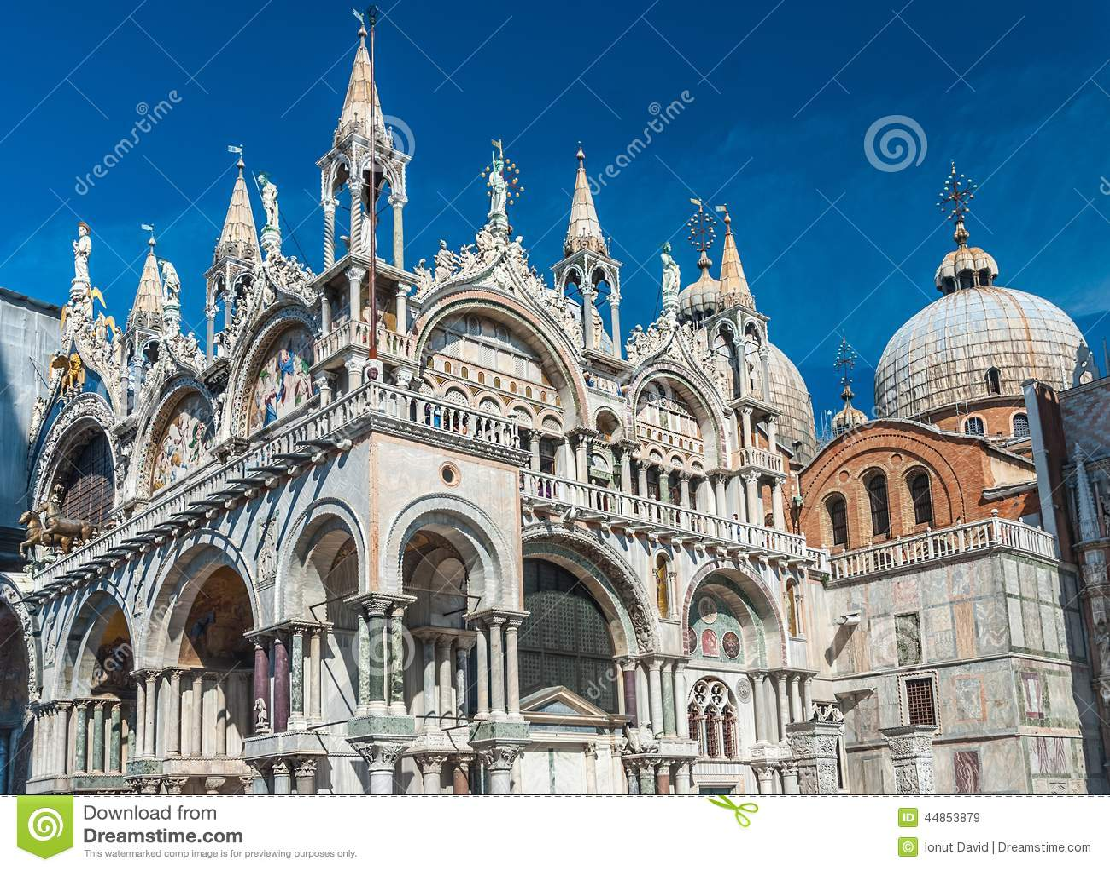 Basilica di San Marco, Venecia, Italia