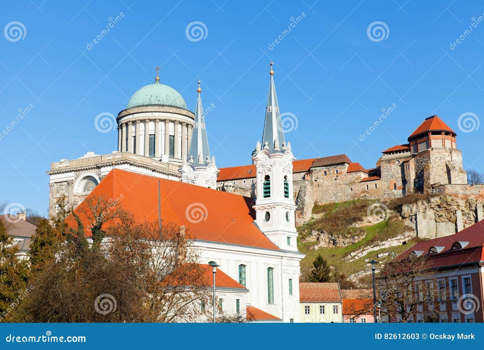 The Basilica in Esztergom