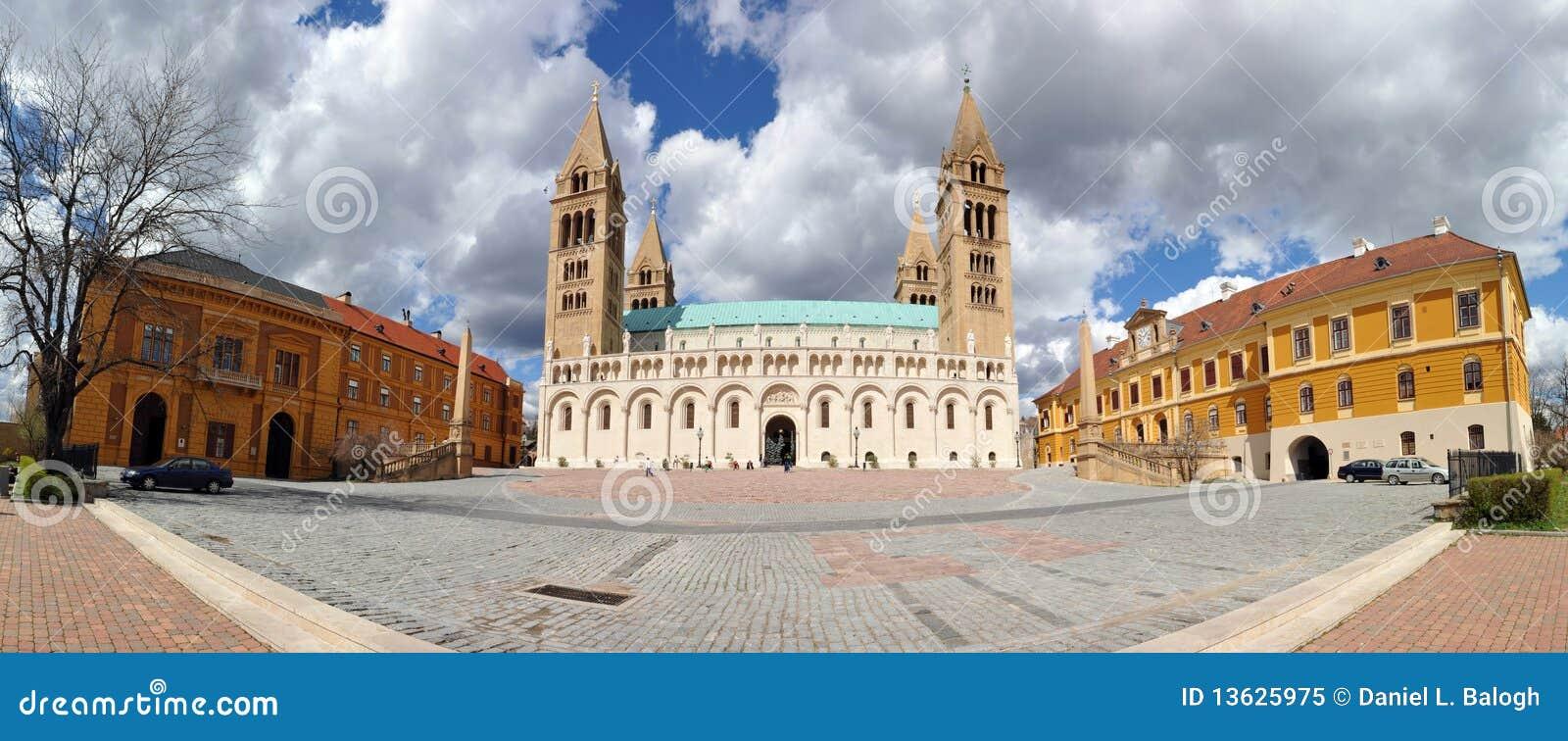 Basilica of Pecs, Capital of European Culture 2010