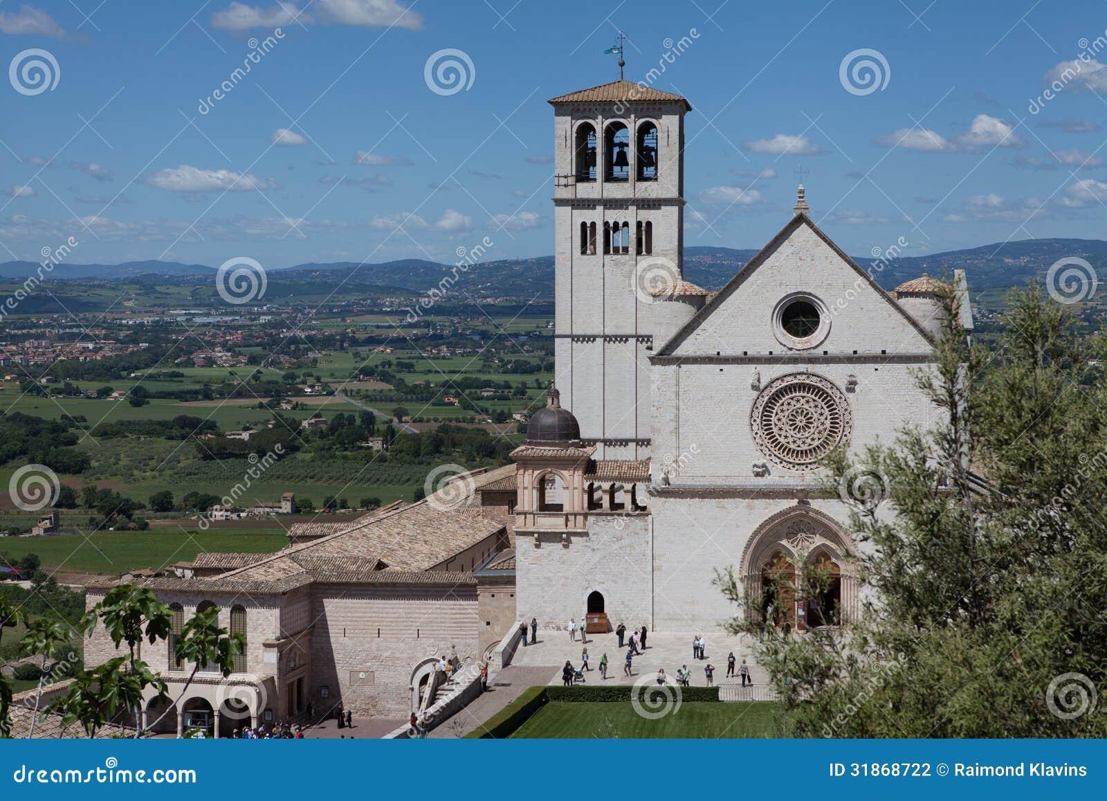 Basilica Of San Francesco Assisi