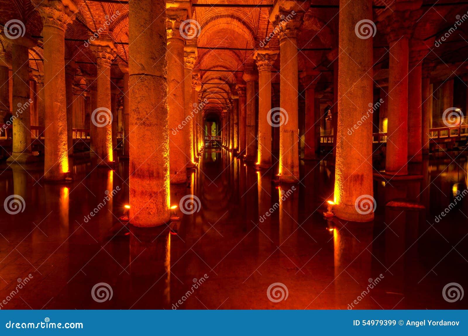 Basilicacistern istanbul