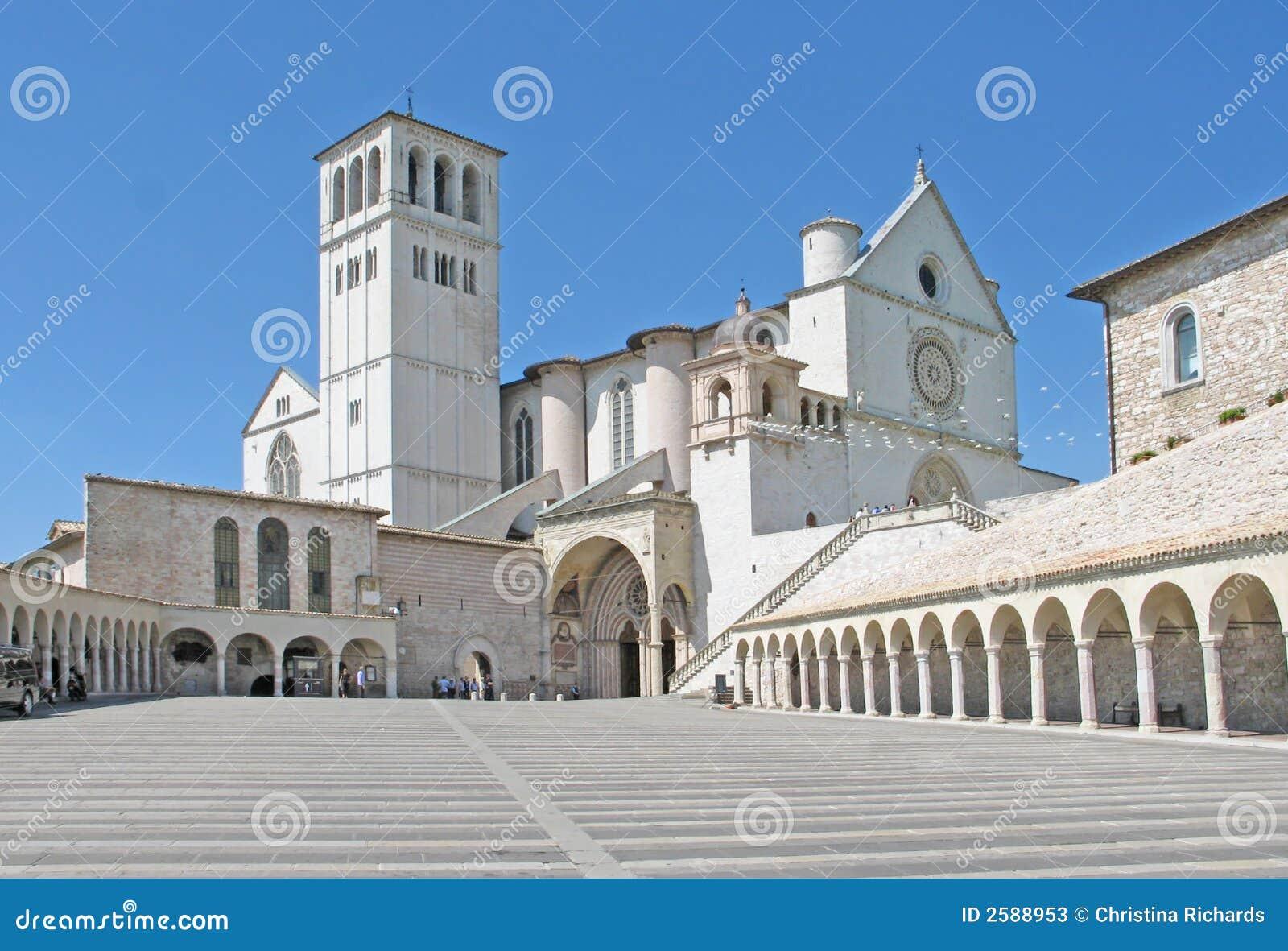 Basiliek, St Francis van Assisi