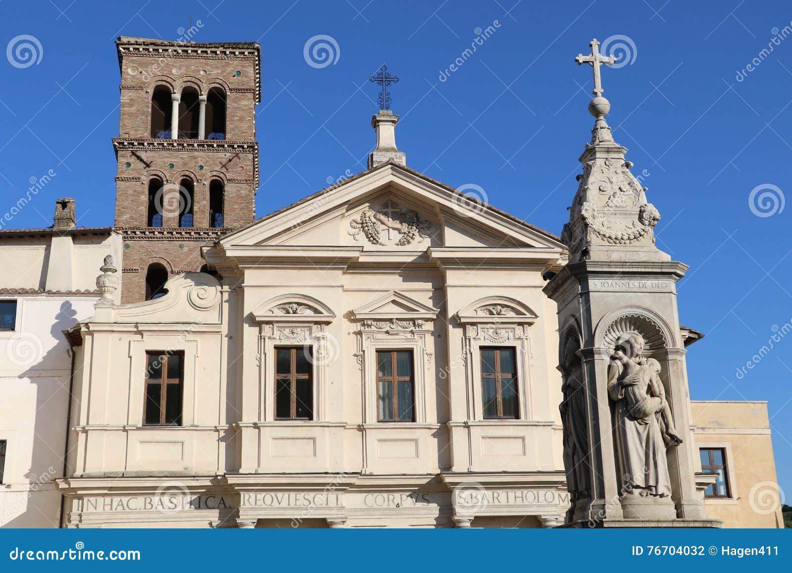 Basilika av St Bartholomew