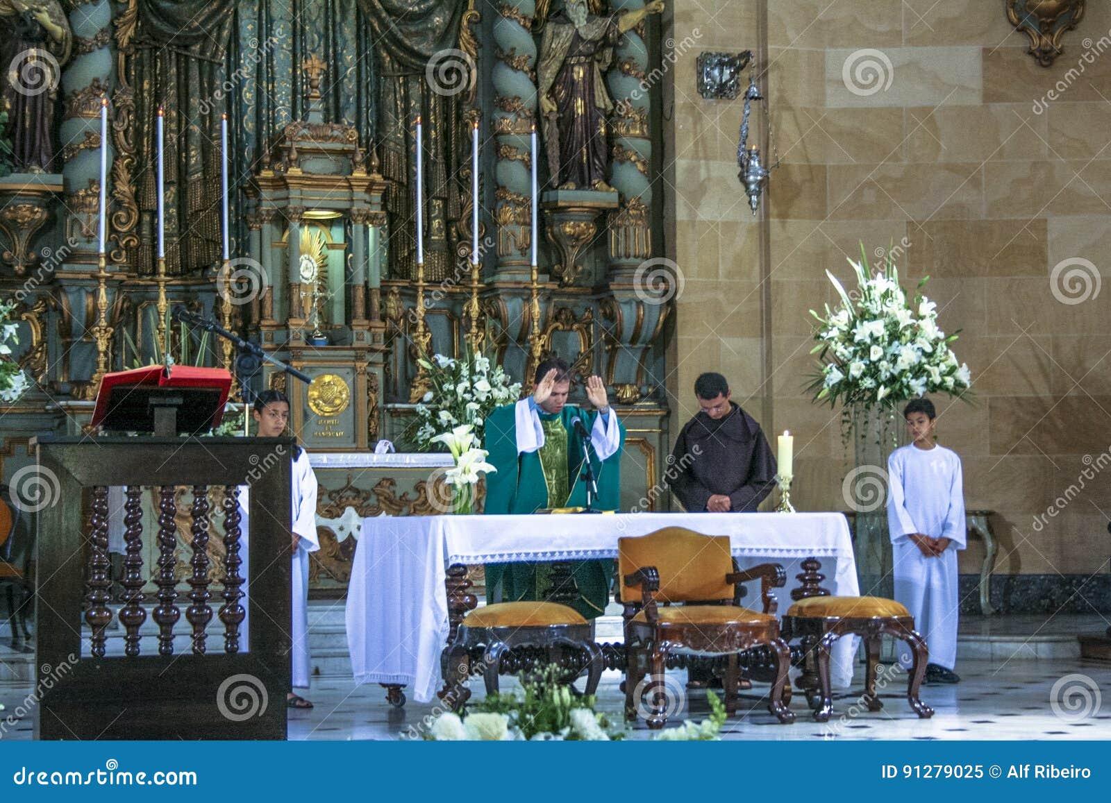 Basilika av vår dam av Carmo