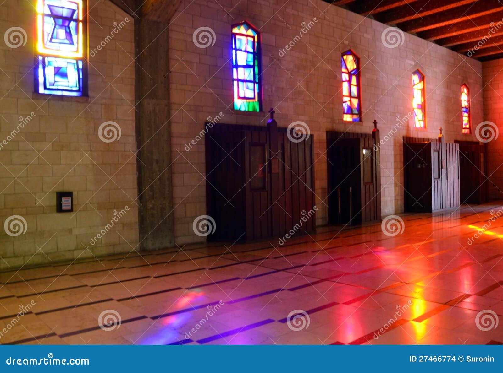 Basilika der Anzeige