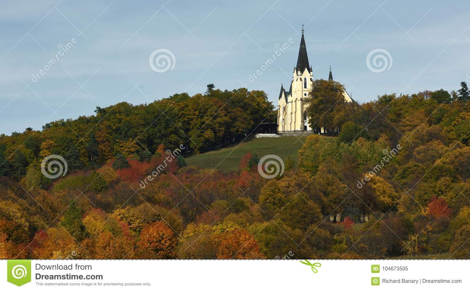Basilika, Marianska-hora, Levoca, Slowakei