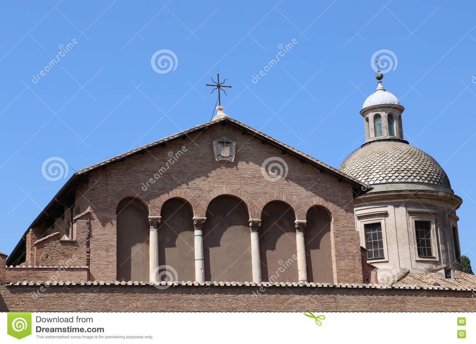 Basilika Santi Giovanni e Paolo