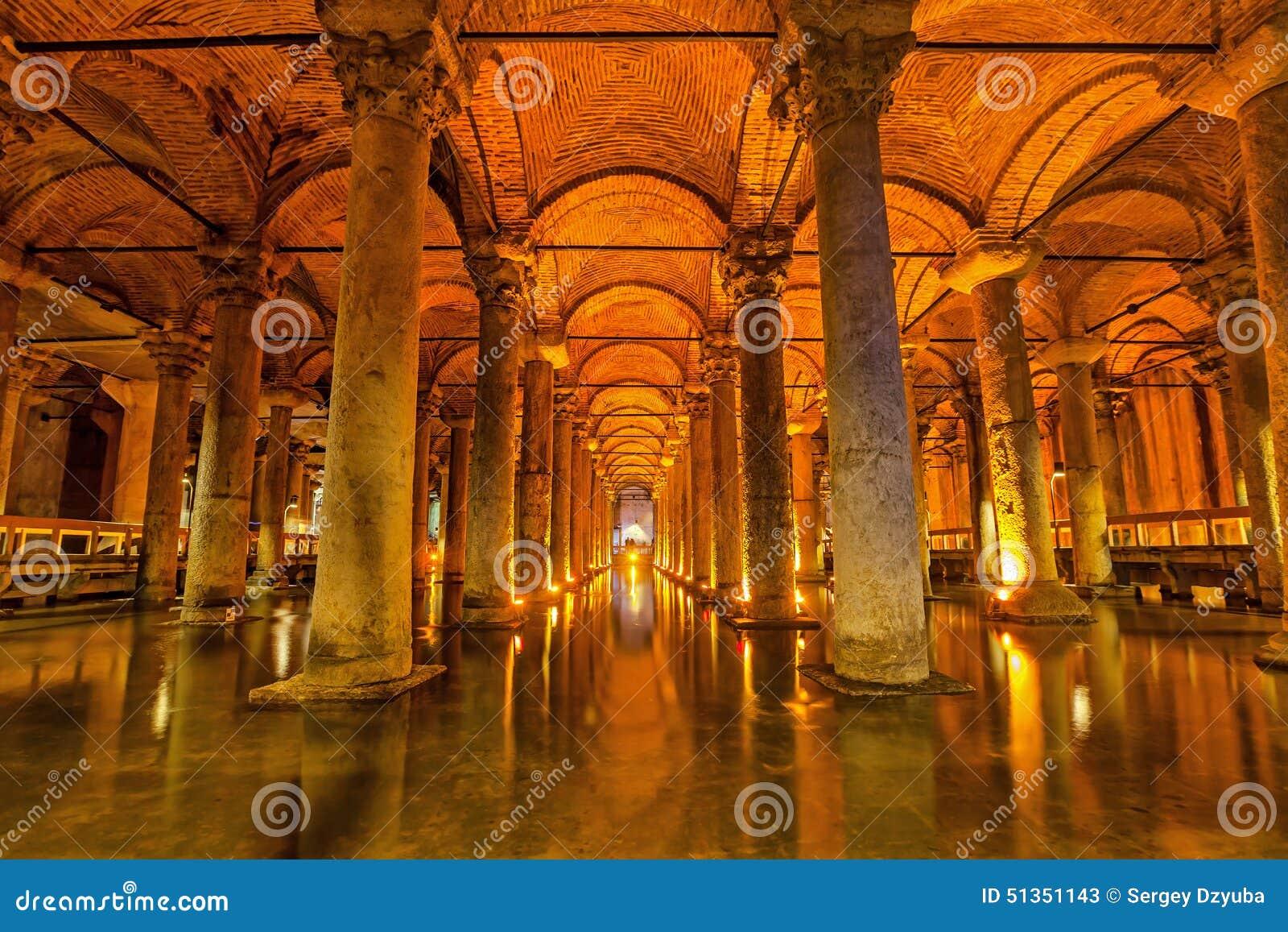 Basilikacisternen, Istanbul