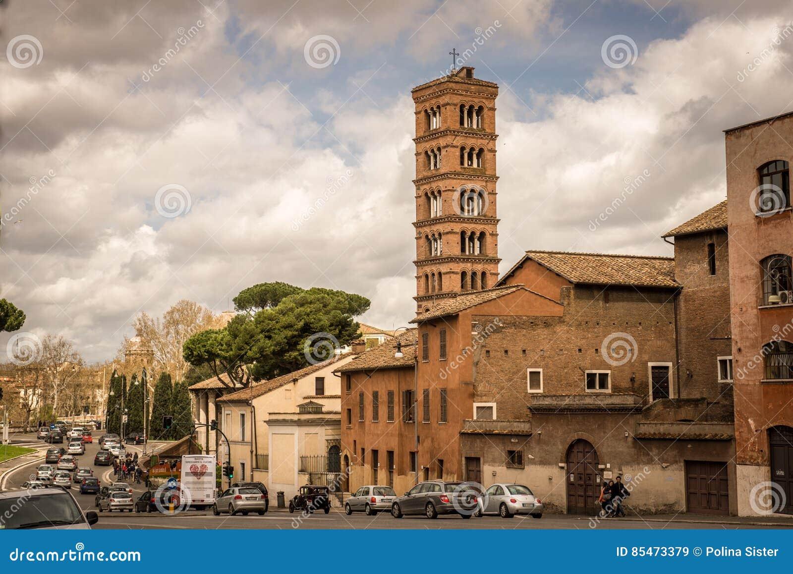 Basilikan av St Mary i Cosmedin