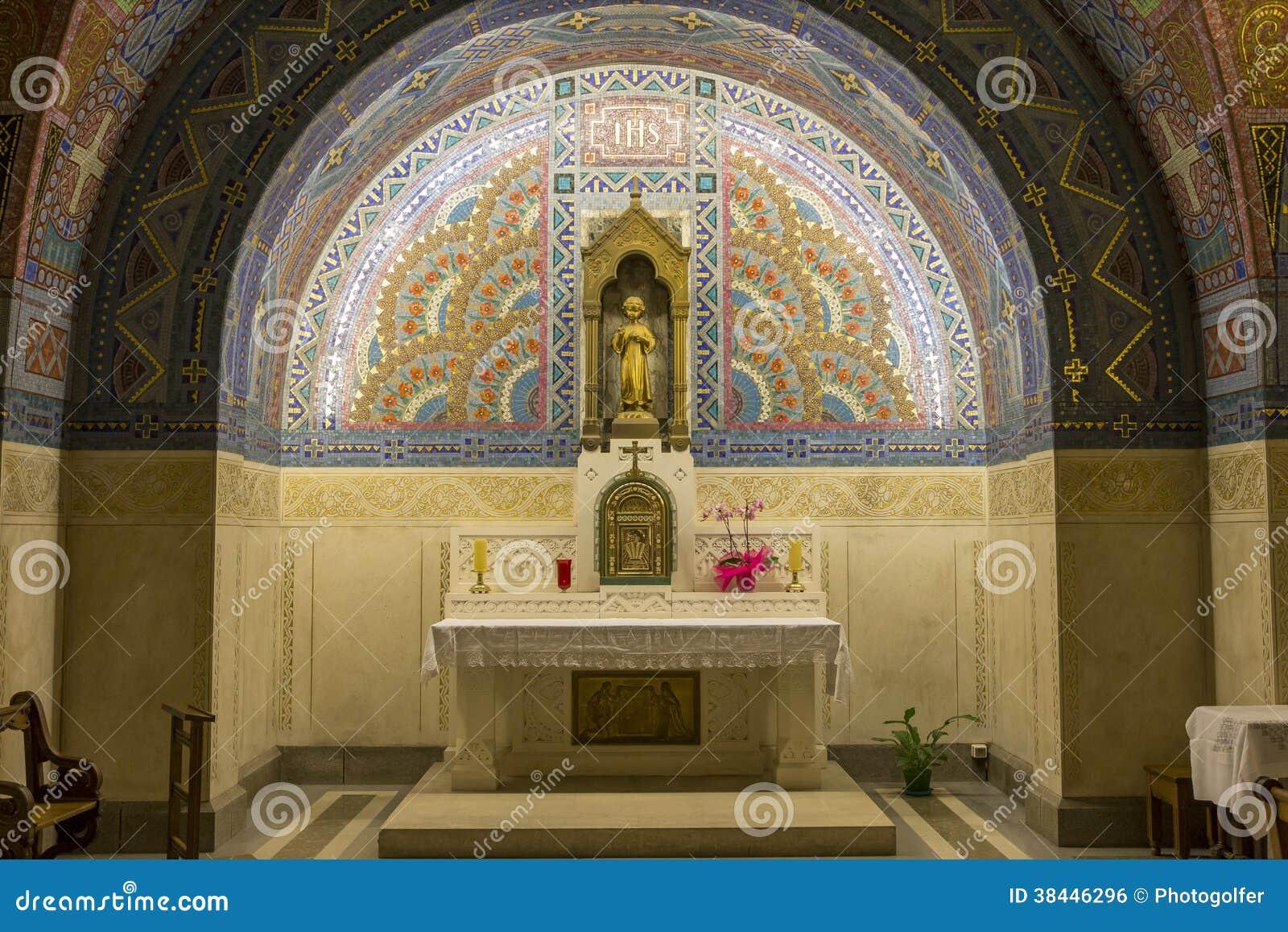 Lisieux France  City new picture : Basilique De Sainte Therese, Lisieux, France Image libre de droits ...