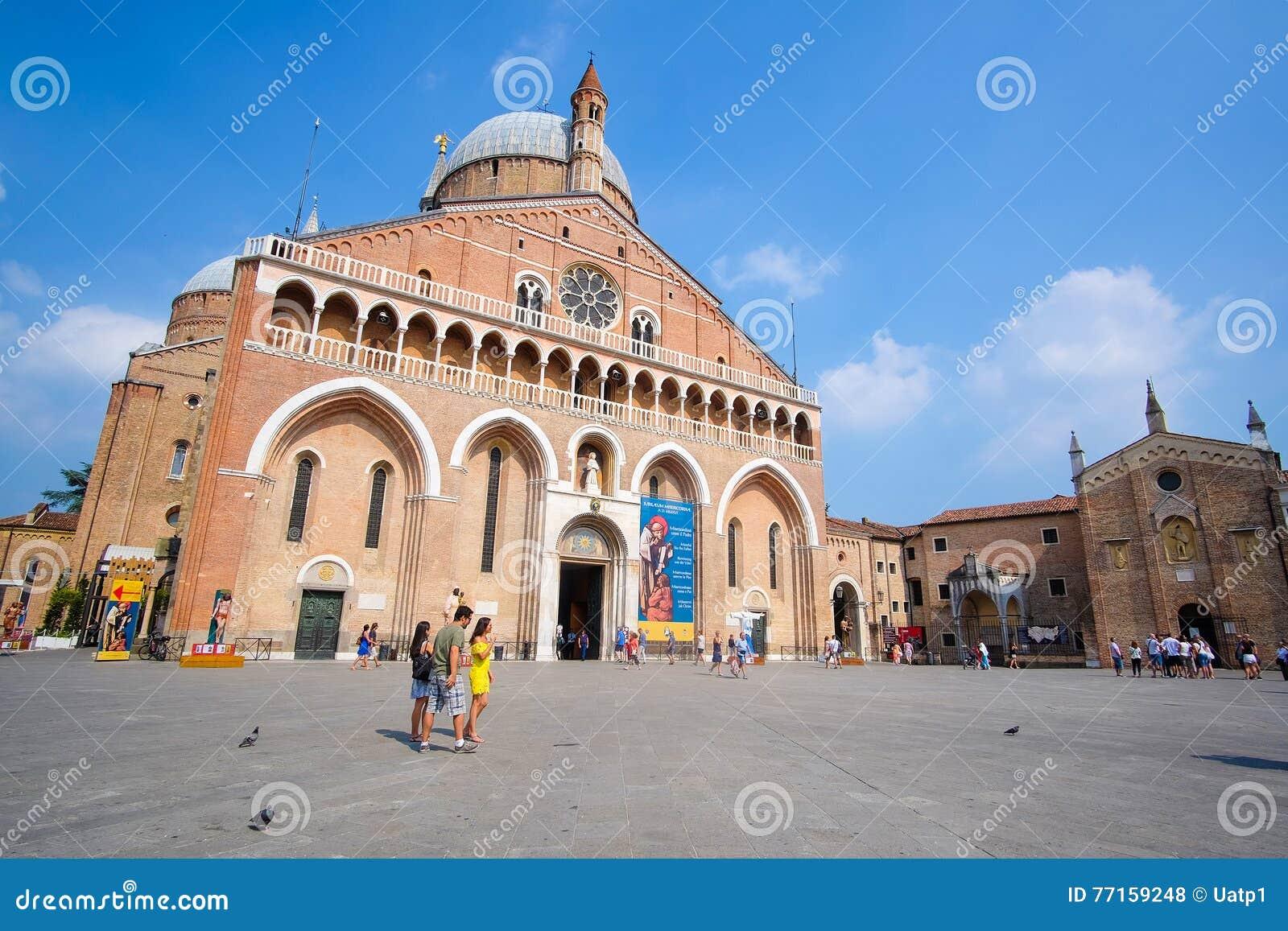 Basilique de St Anthony à Padoue