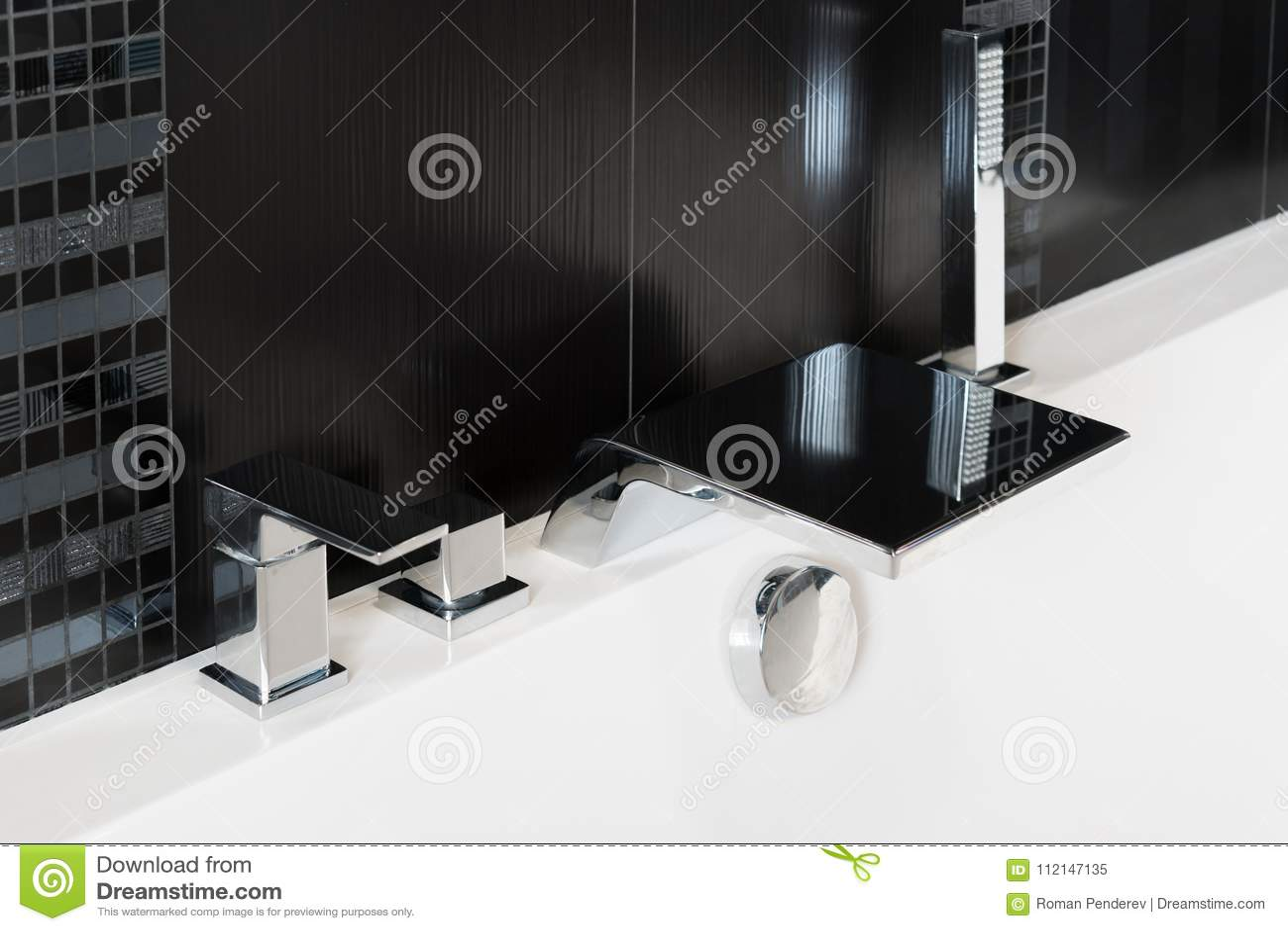 Basin Mixer Tap, Bath Shower Mixer, Waterfall Faucet And Shower Head ...