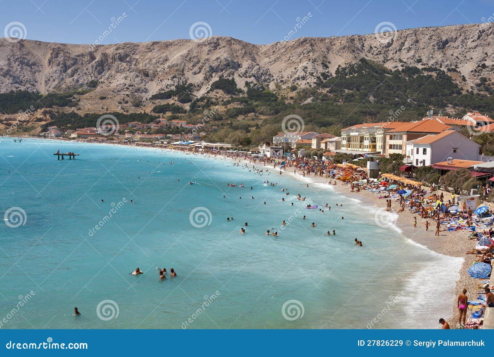 Baska Voda Croatia  city pictures gallery : ... Baska, Croatia. Baska Voda is a municipality in the Split Dalmatia