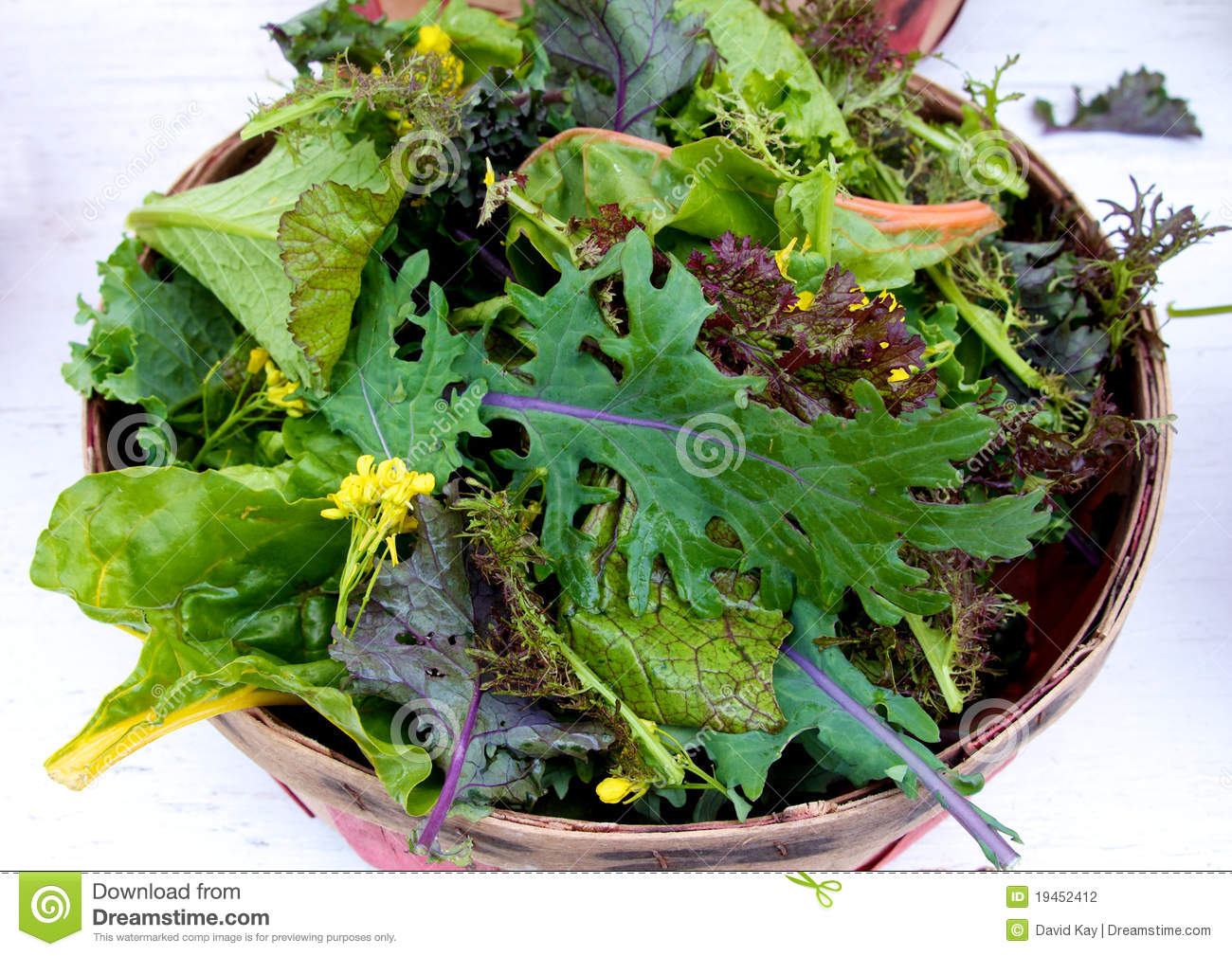 Nature S Basket Spinach