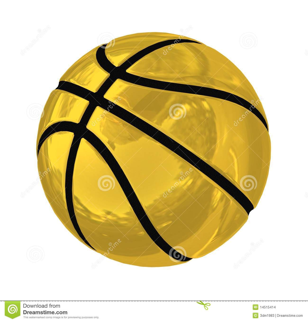 Basketball Stock Illustration Illustration Of Hoop