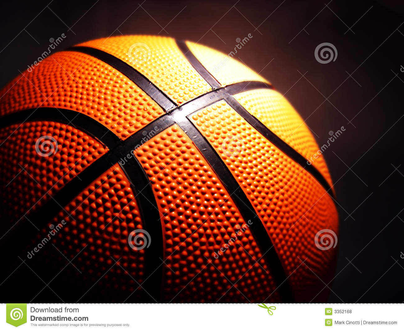 Basketball Royalty Free Stock Photos - Image: 3352168