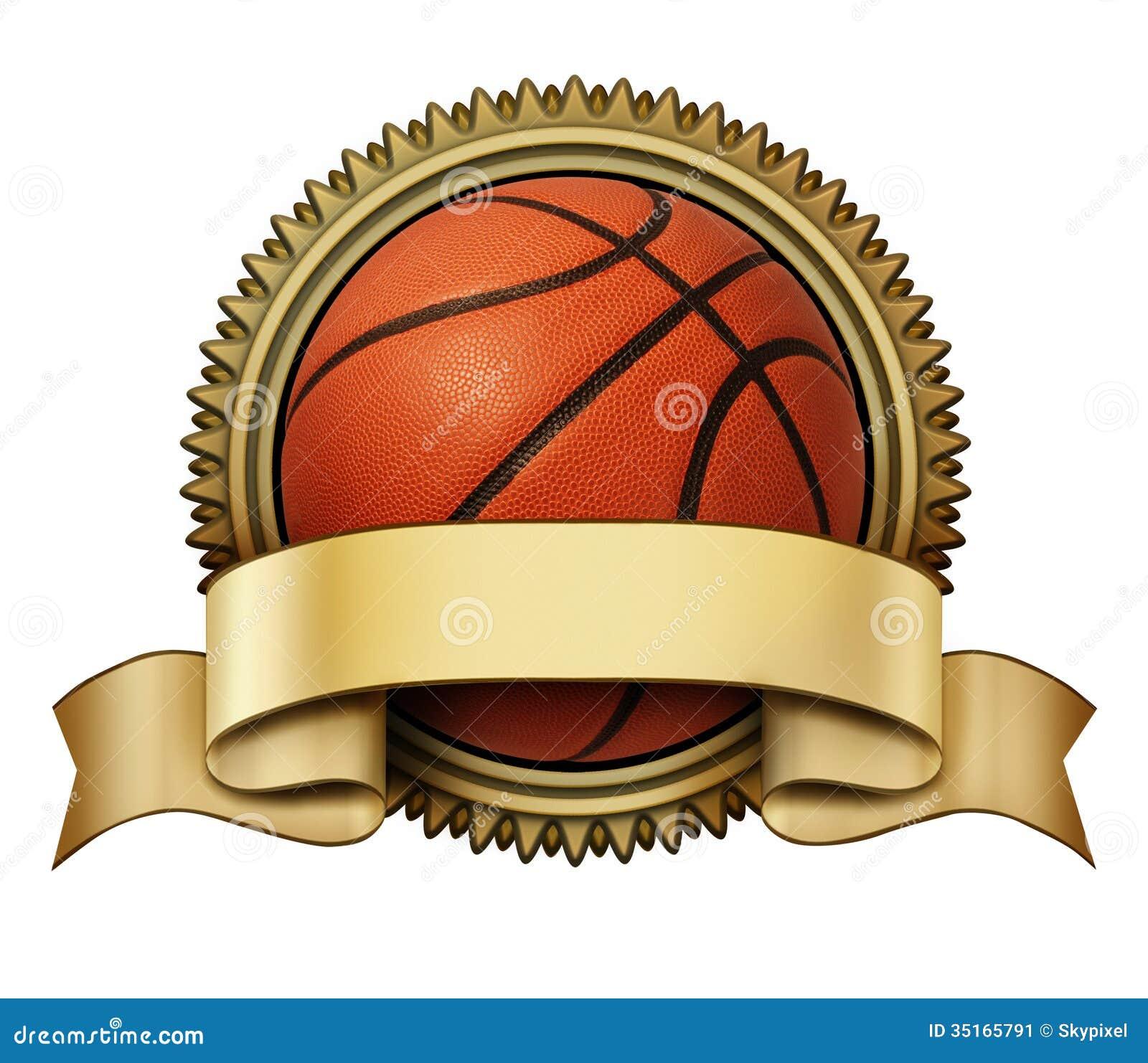 Basketball Award Stock Image - Image: 35165791