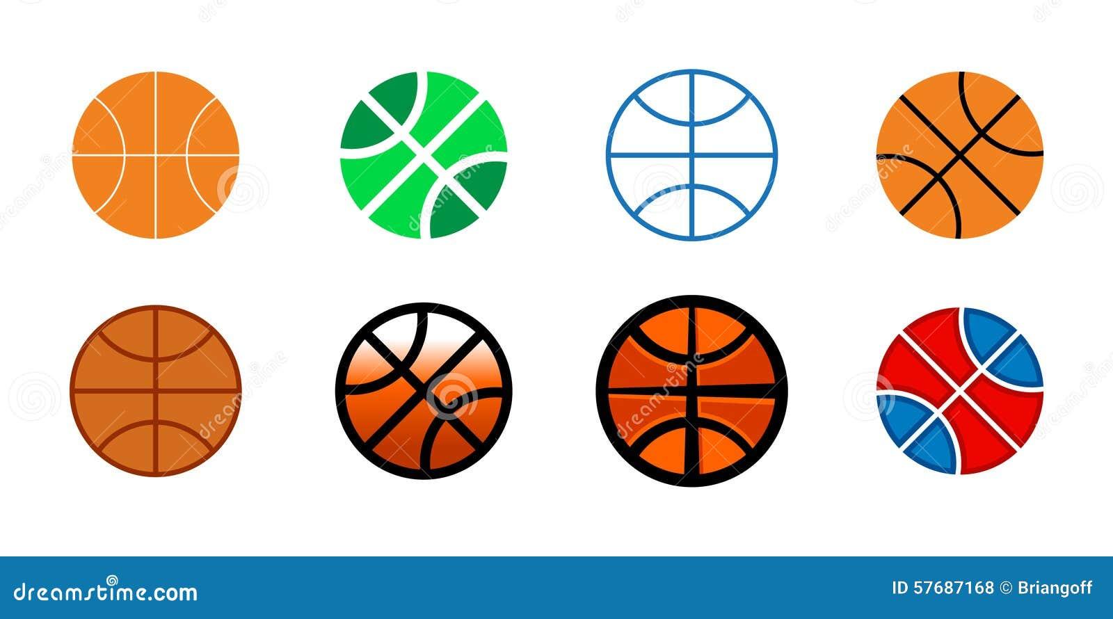 Basketball net pattern vector