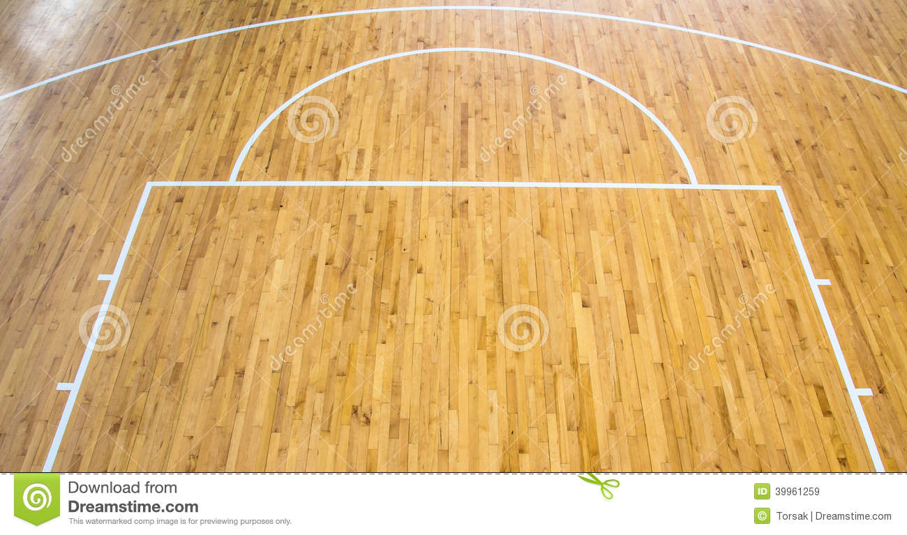 Basketball court indoor stock photo image 39961259 for Free inside basketball courts