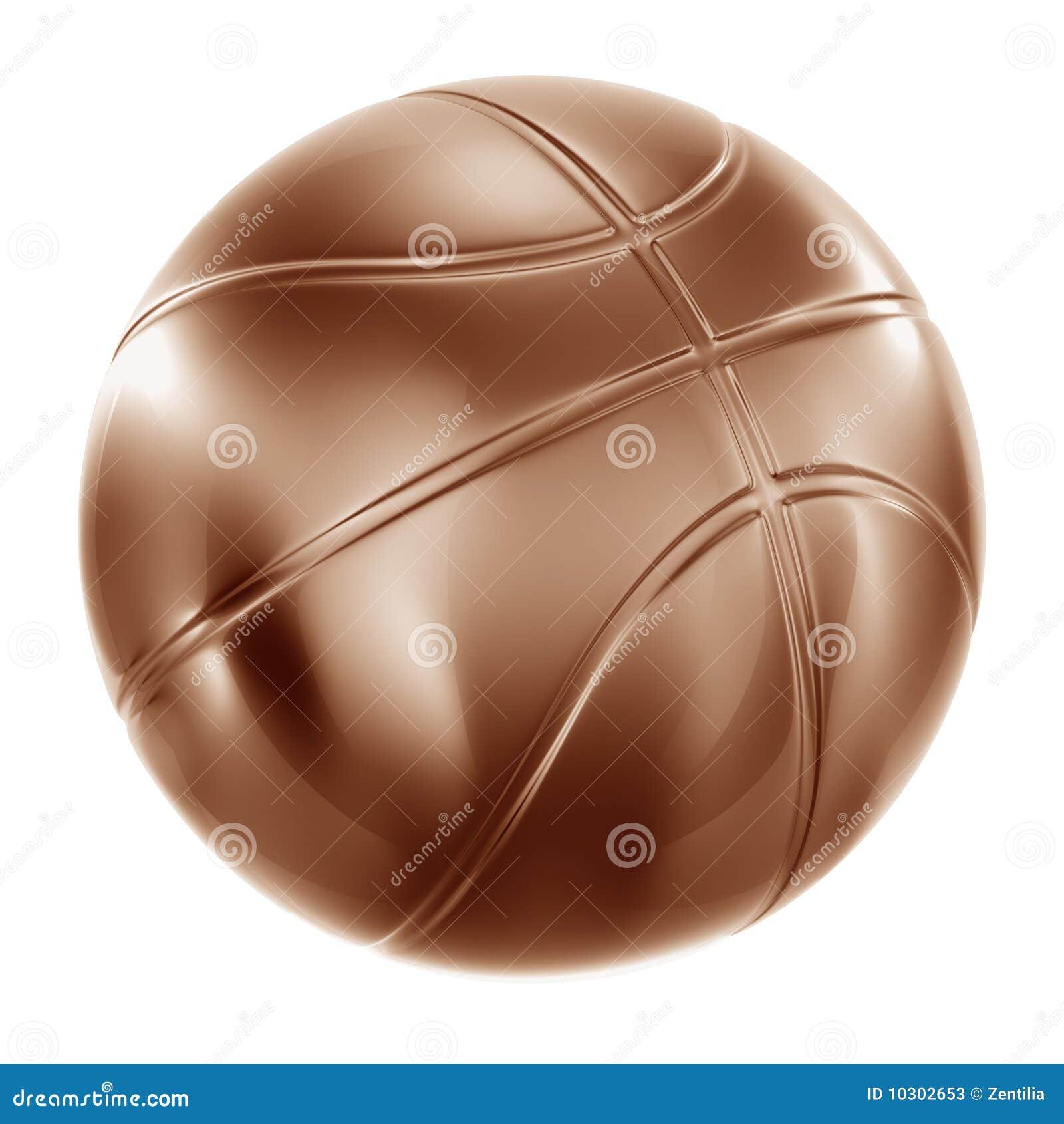 Basketball in der Bronze
