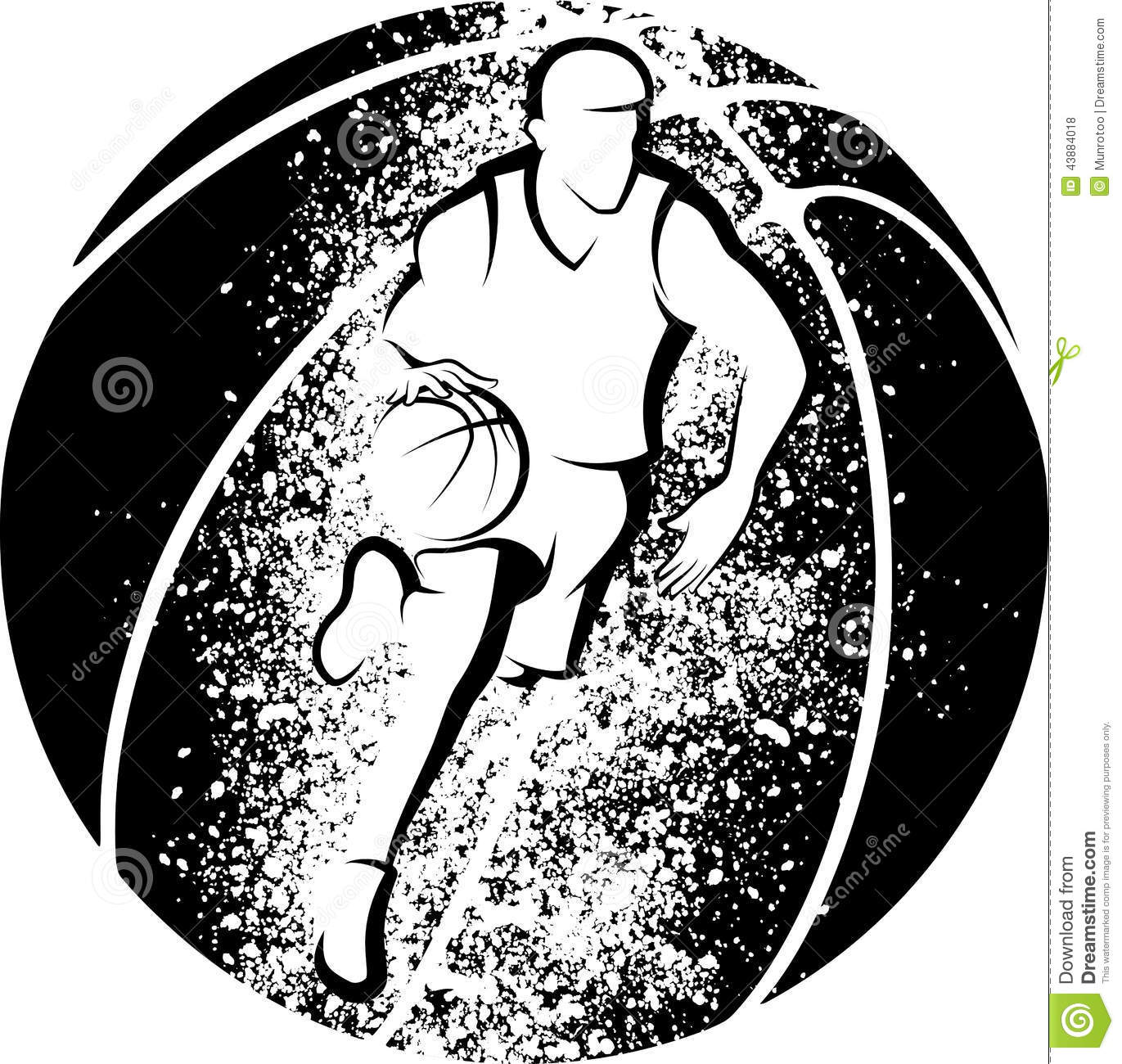 basketball drive to basket grunge style stock photo basketball players clip art for free basketball player clipart