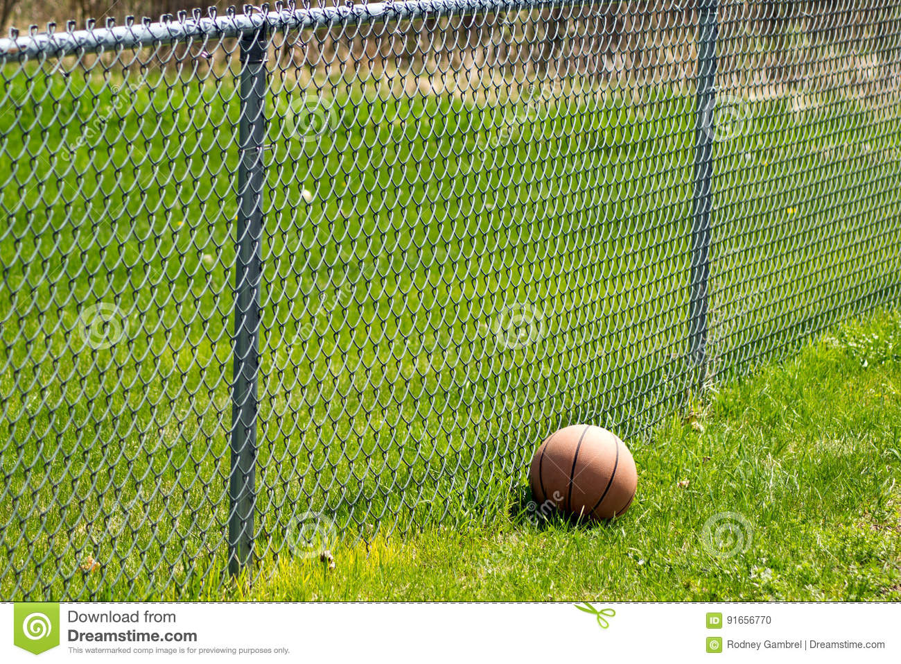 Basketball Fence 2