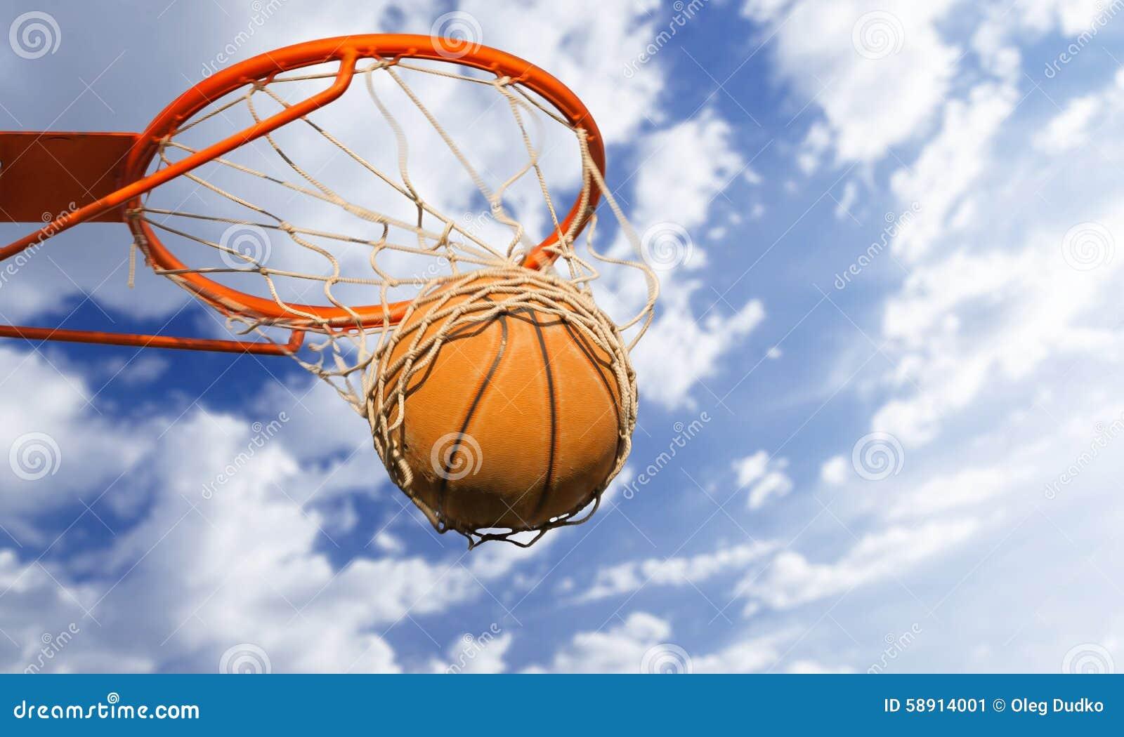 Basketball Stock Photo Image 58914001