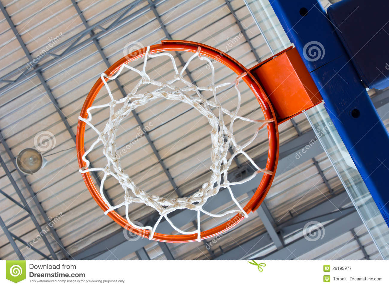 Basketball indoor court royalty free stock photography for Free inside basketball courts