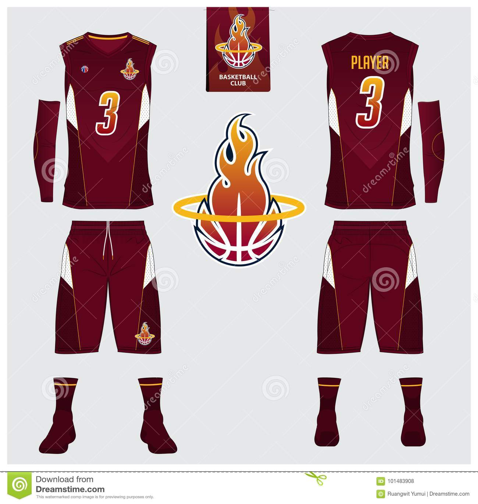 6cd49845b Basketball Jersey