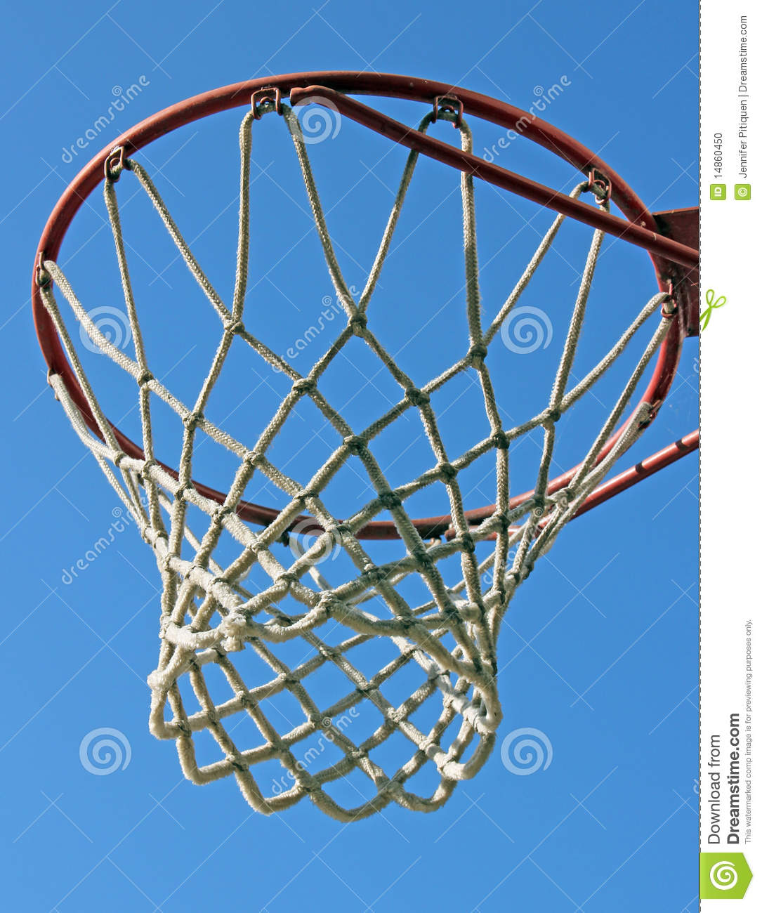 Basketball Net stock photo. Image of outdoor, play, sports ...