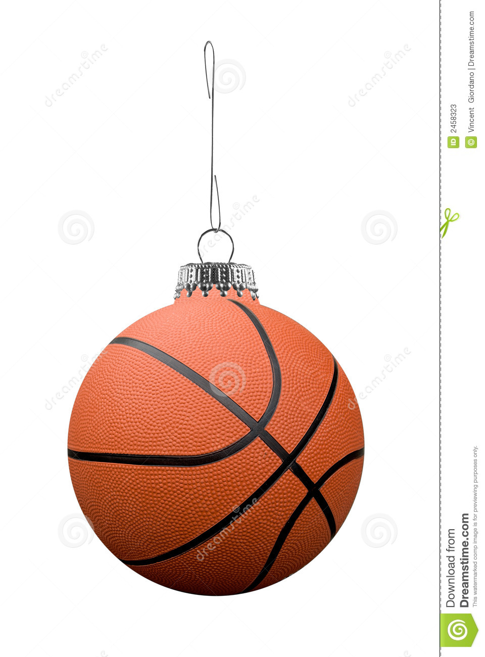 Basketball Ornaments Christmas