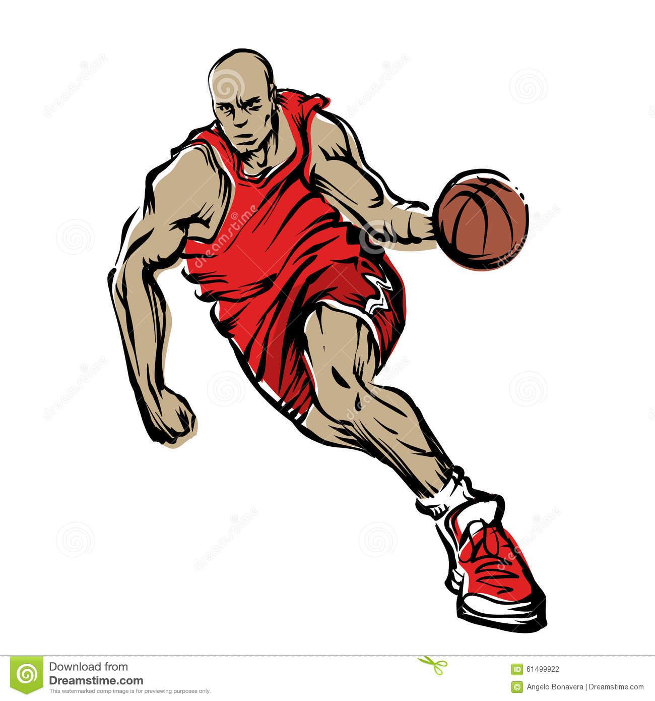 Image result for people dribbling down a court
