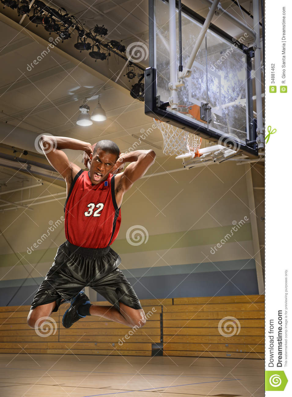 how to jump when dunking