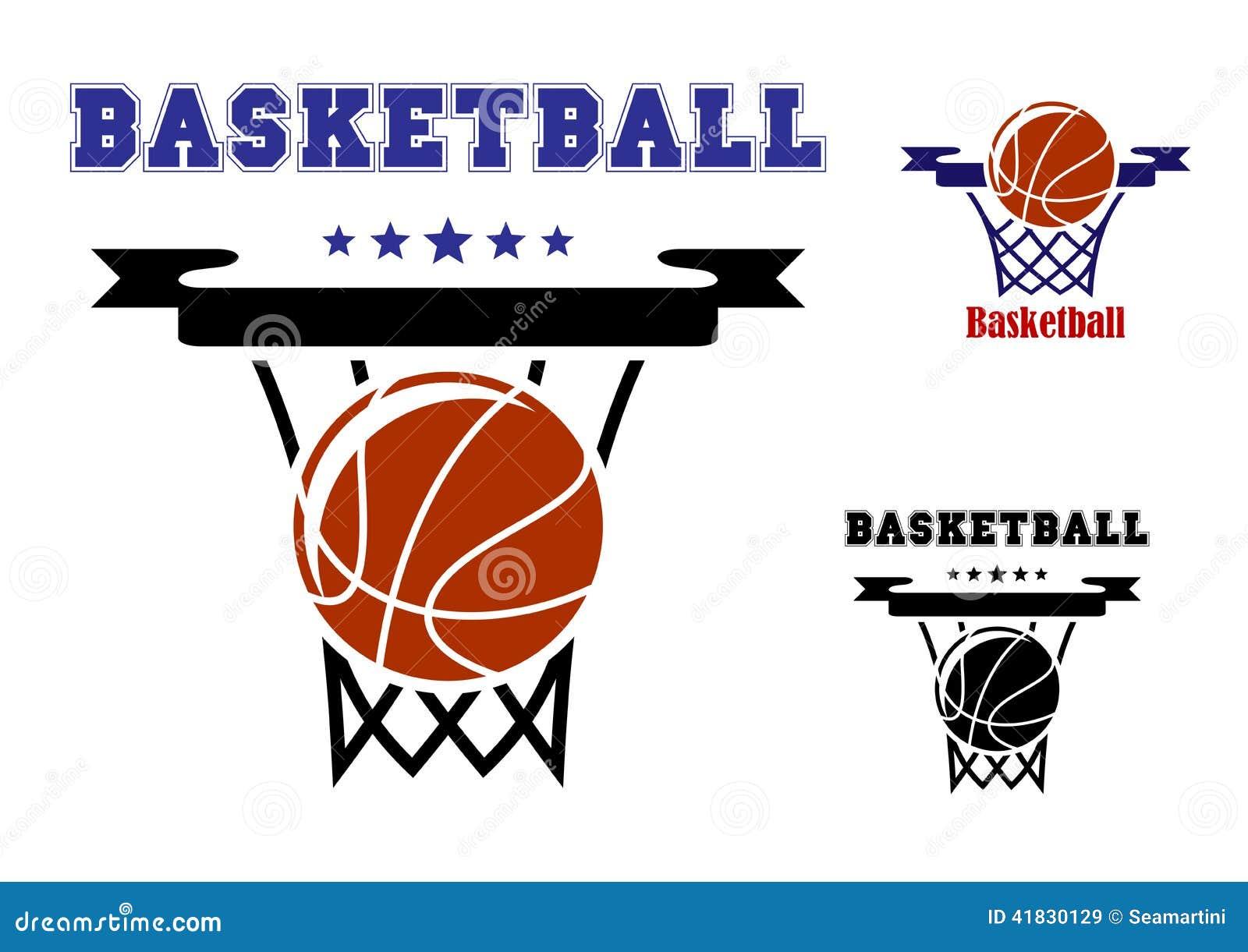 basketball sports symbols stock vector image of basket basketball hoop clip art happy birthday basketball hoop clip art free images
