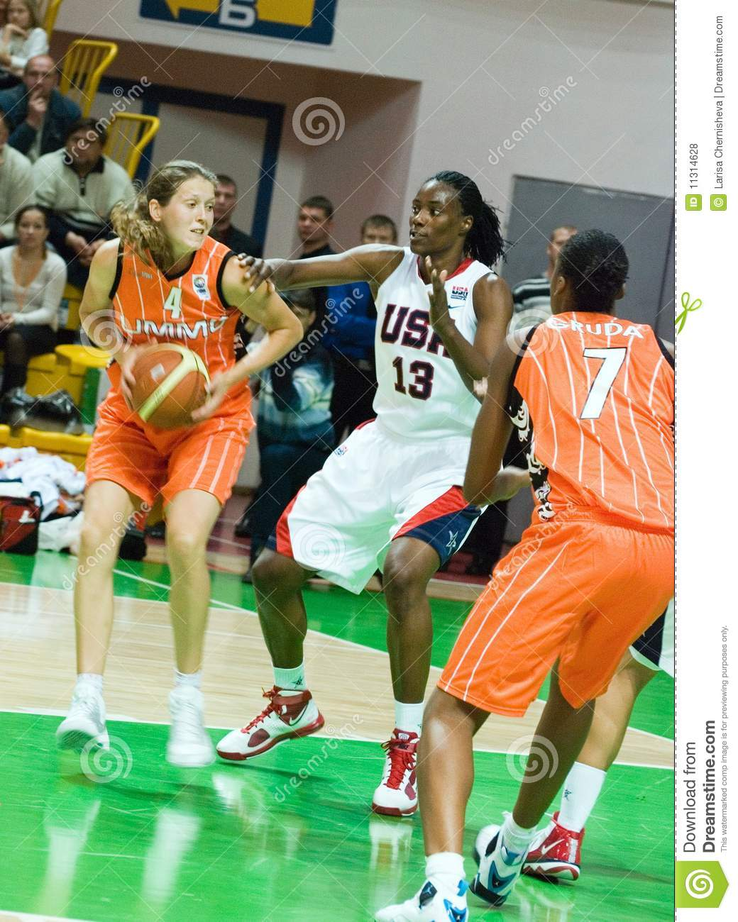 Basketball-Team USA der Frauen