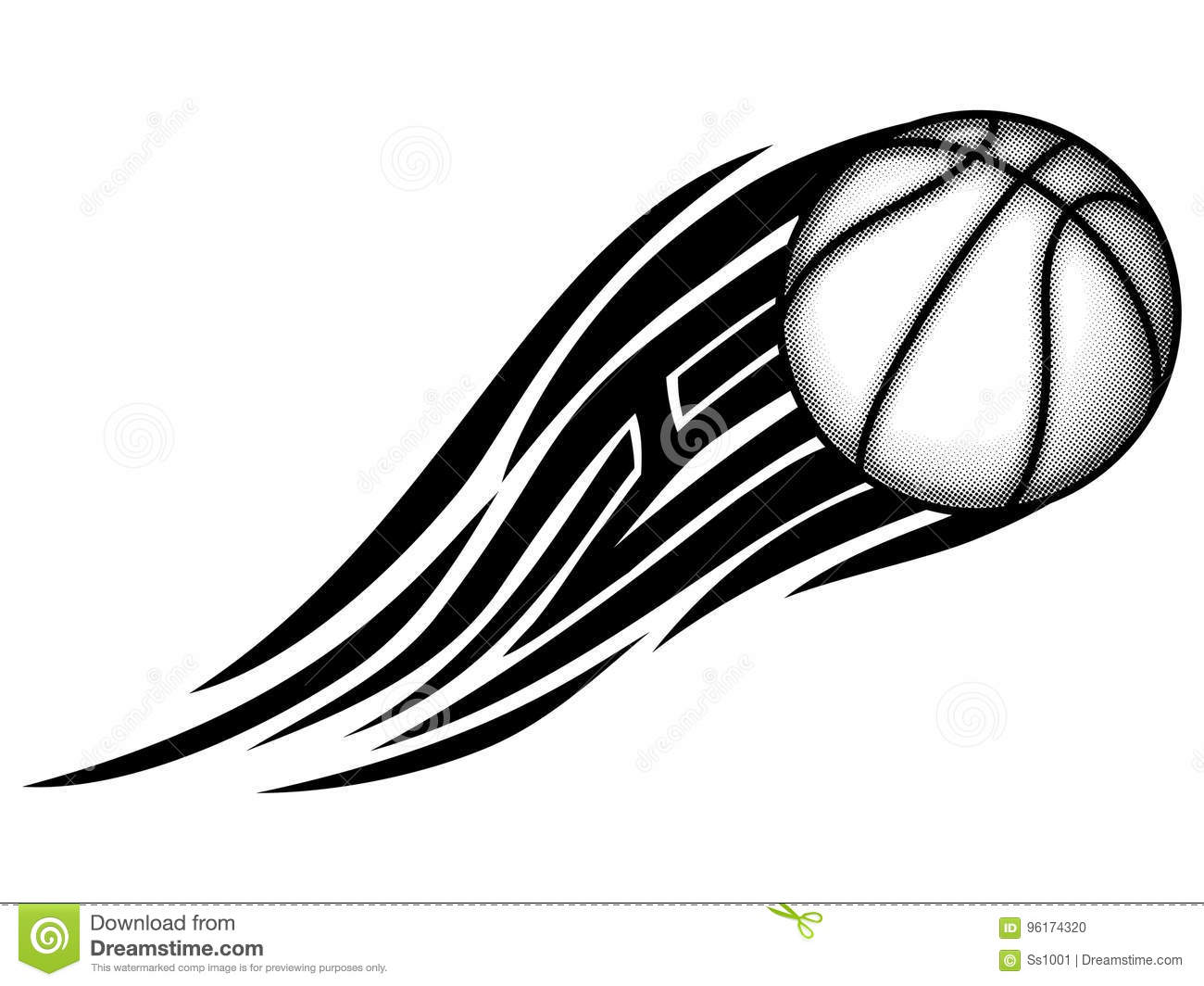 Stock Illustration Volleyball Tribal Abstract Vector: Basketball Tribal Stock Vector. Illustration Of College