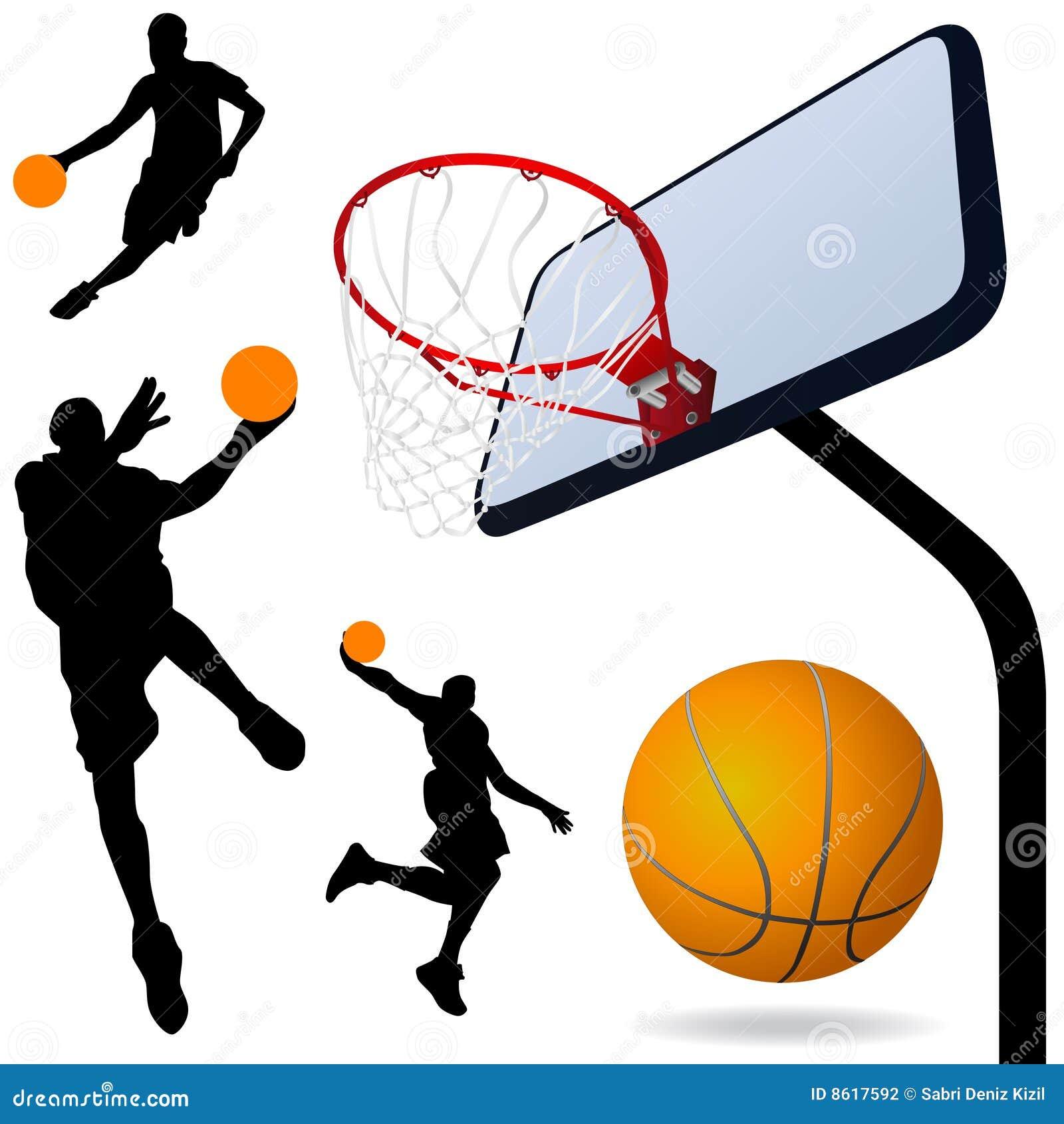 Basketball Vector Stock Vector Illustration Of Illustration 8617592