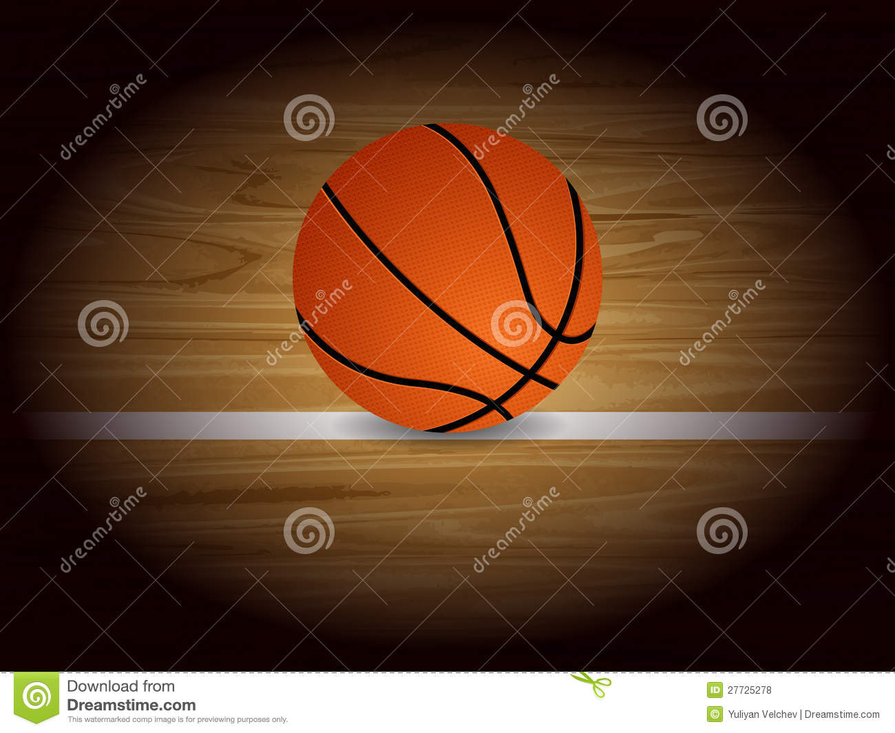 Basketballhintergrund