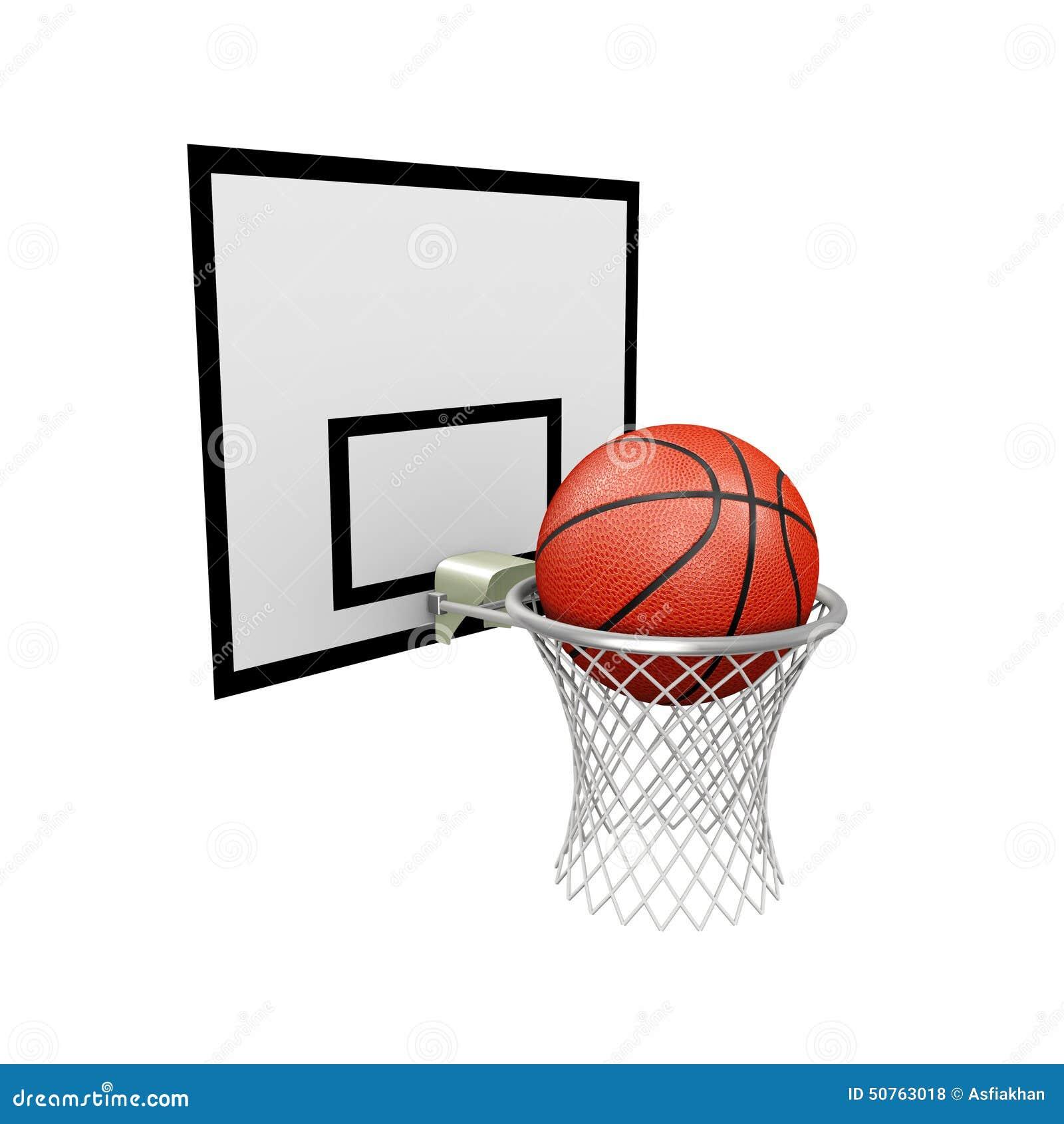basketball key template