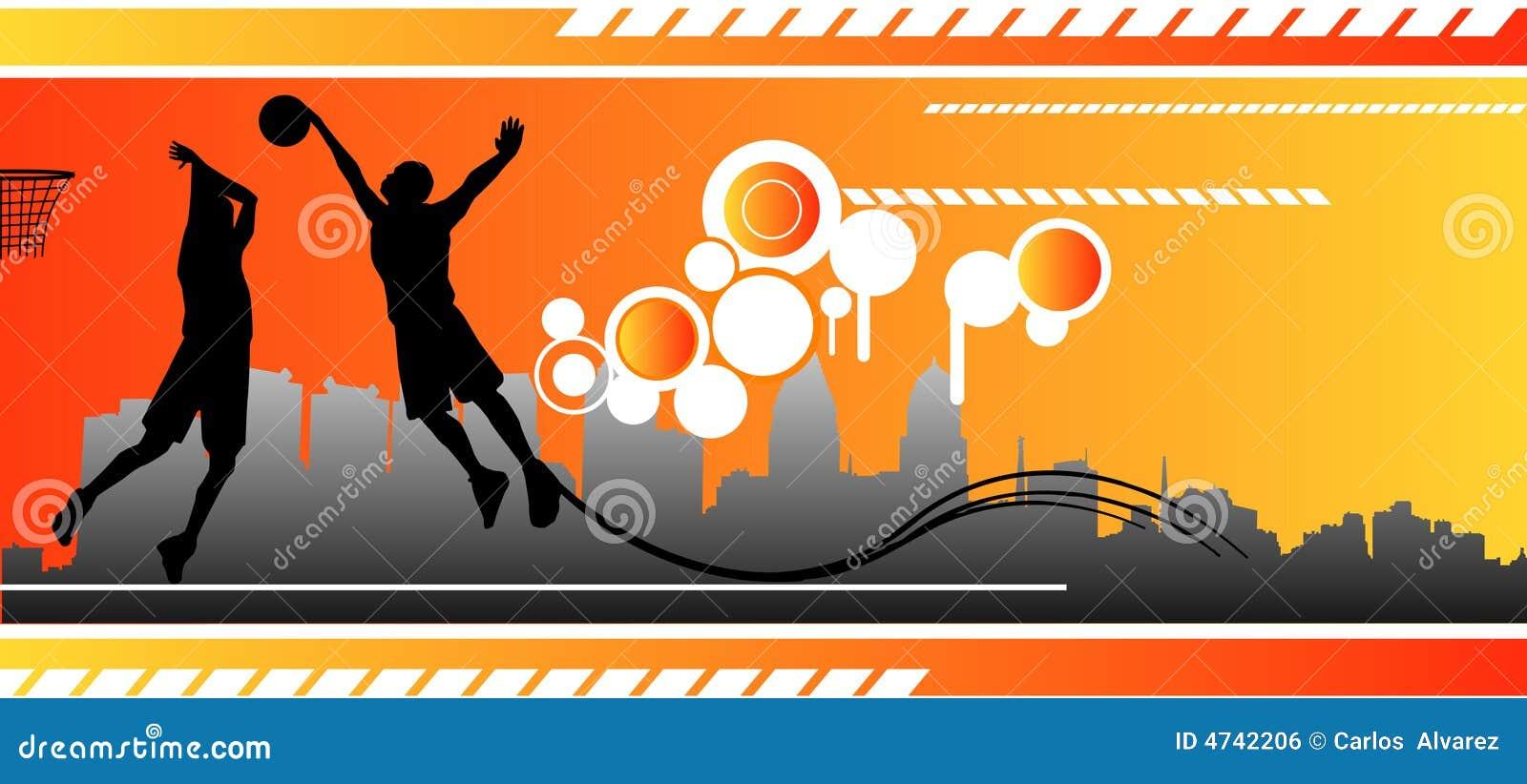 Basketsammansättningsvektor
