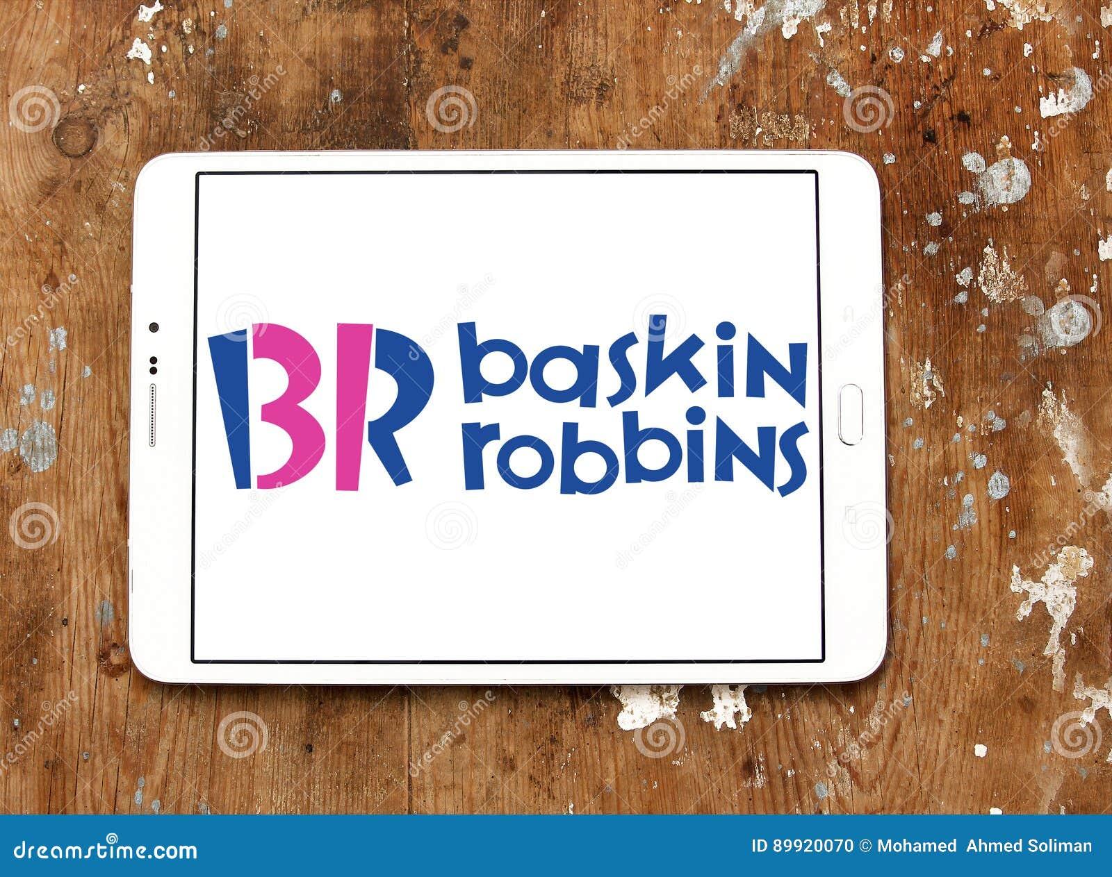 Baskin Robbins Logo Editorial Image Of Franchises